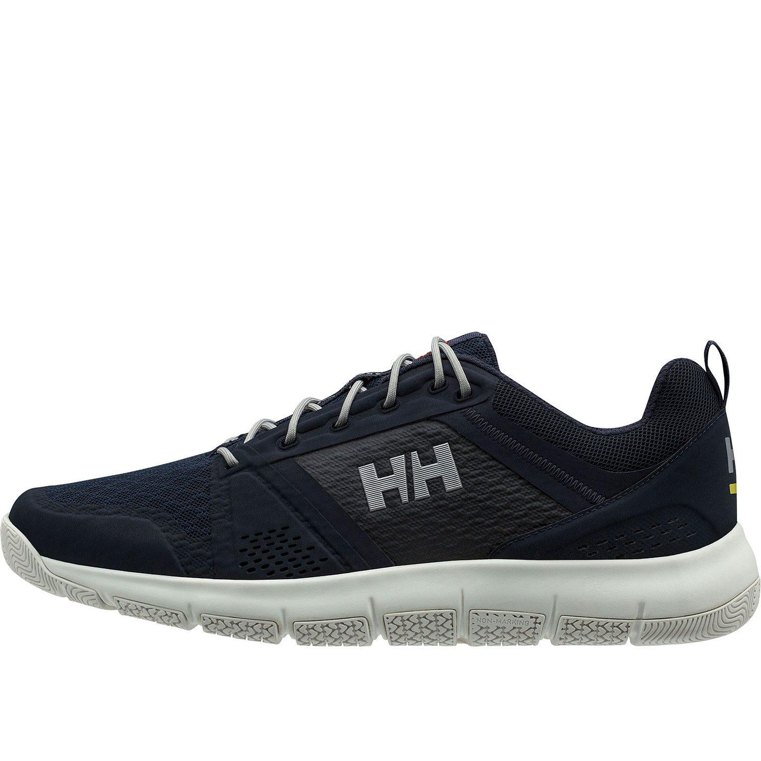 Helly Hansen Mens Sailing Shoe Navy 6.5