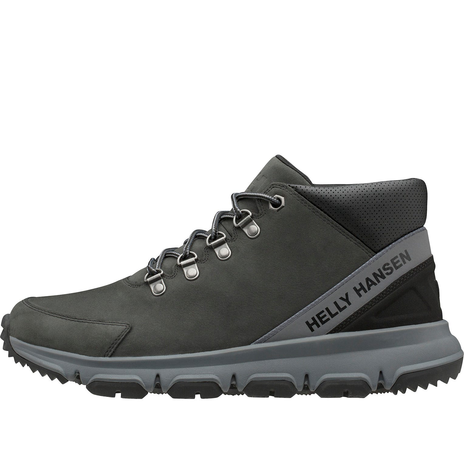 Helly Hansen Mens Fendvard Waterproof Leather Boots Black 11.5
