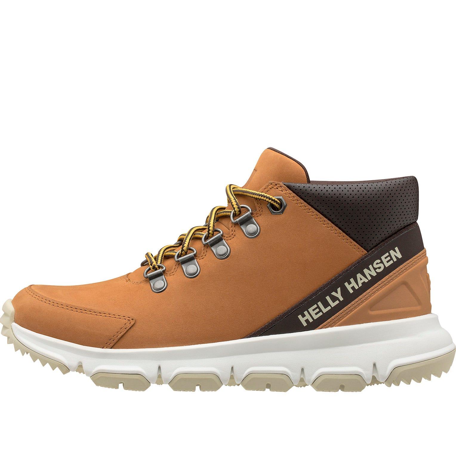 Helly Hansen Womens Fendvard Sneaker Boots Brown 4