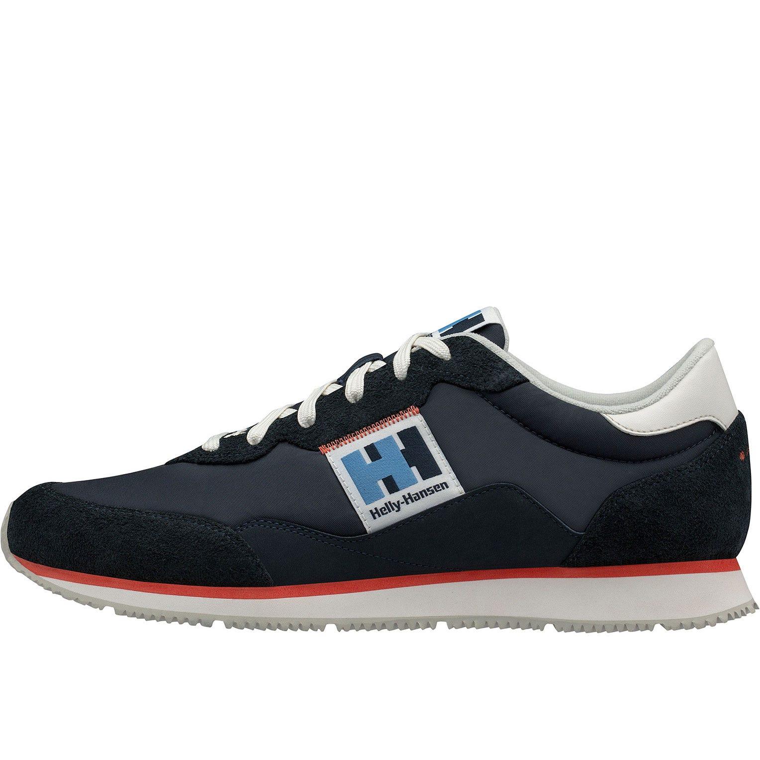 Helly Hansen Mens Ripples Nautical Low-cut Sneakers Navy 7.5