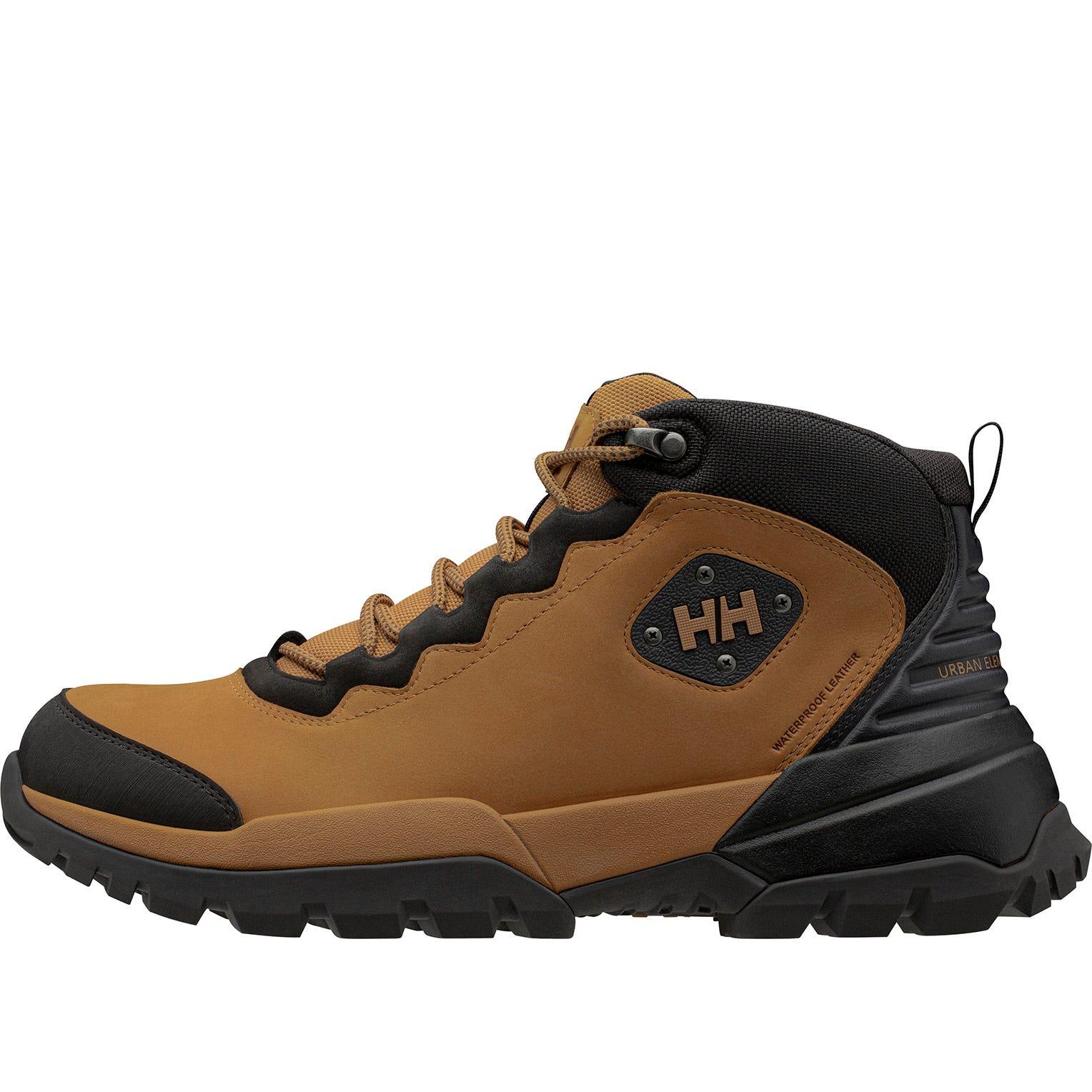 Helly Hansen Mens Knaster Evo 5 Casual Shoe Brown 9