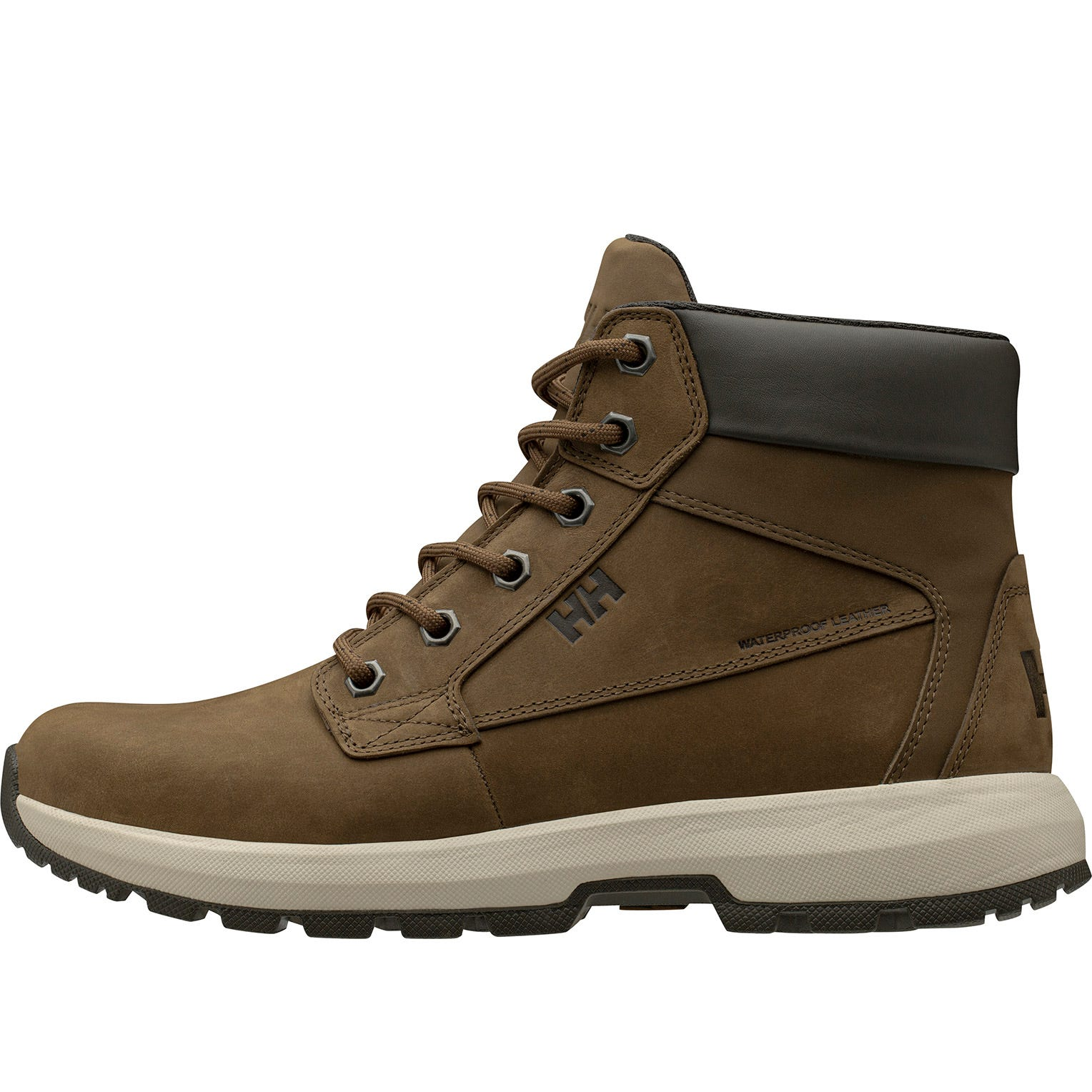 Helly Hansen Mens Bowstring Casual Shoe Brown 12.5