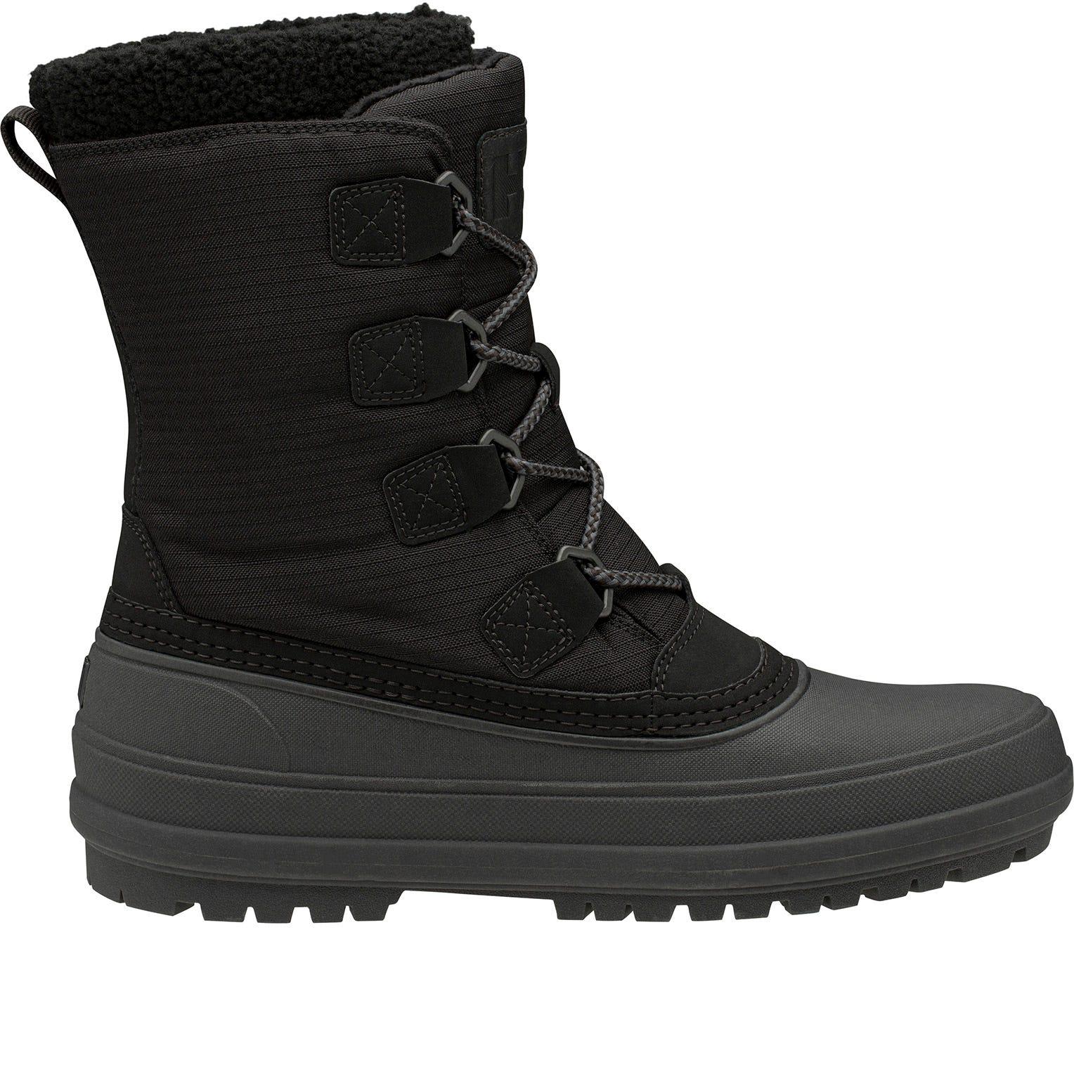 Helly Hansen Mens Gamvik Winter Boot Black 9.5