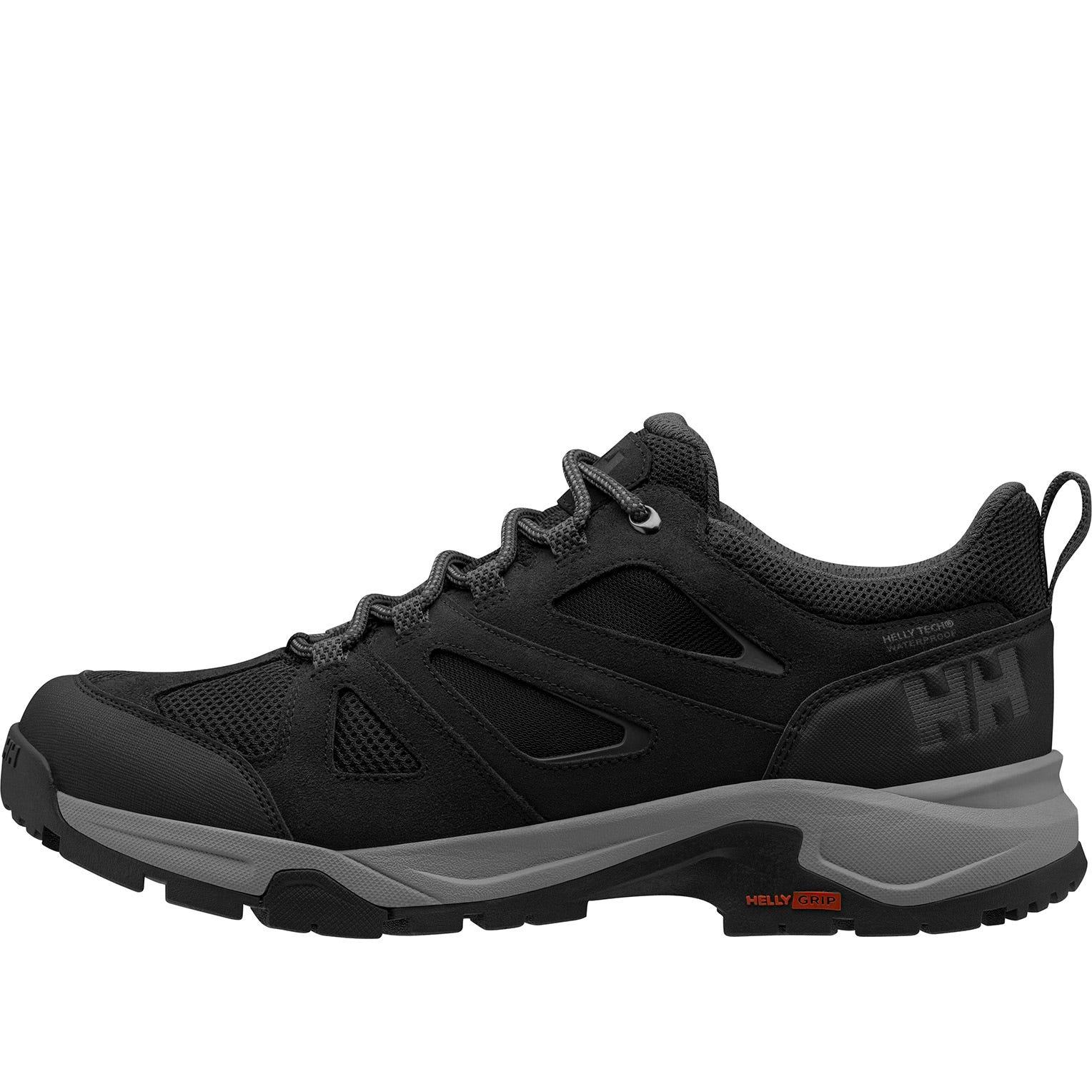 Helly Hansen Mens Switchback Trail Low Ht Hiking Boot Black 7.5