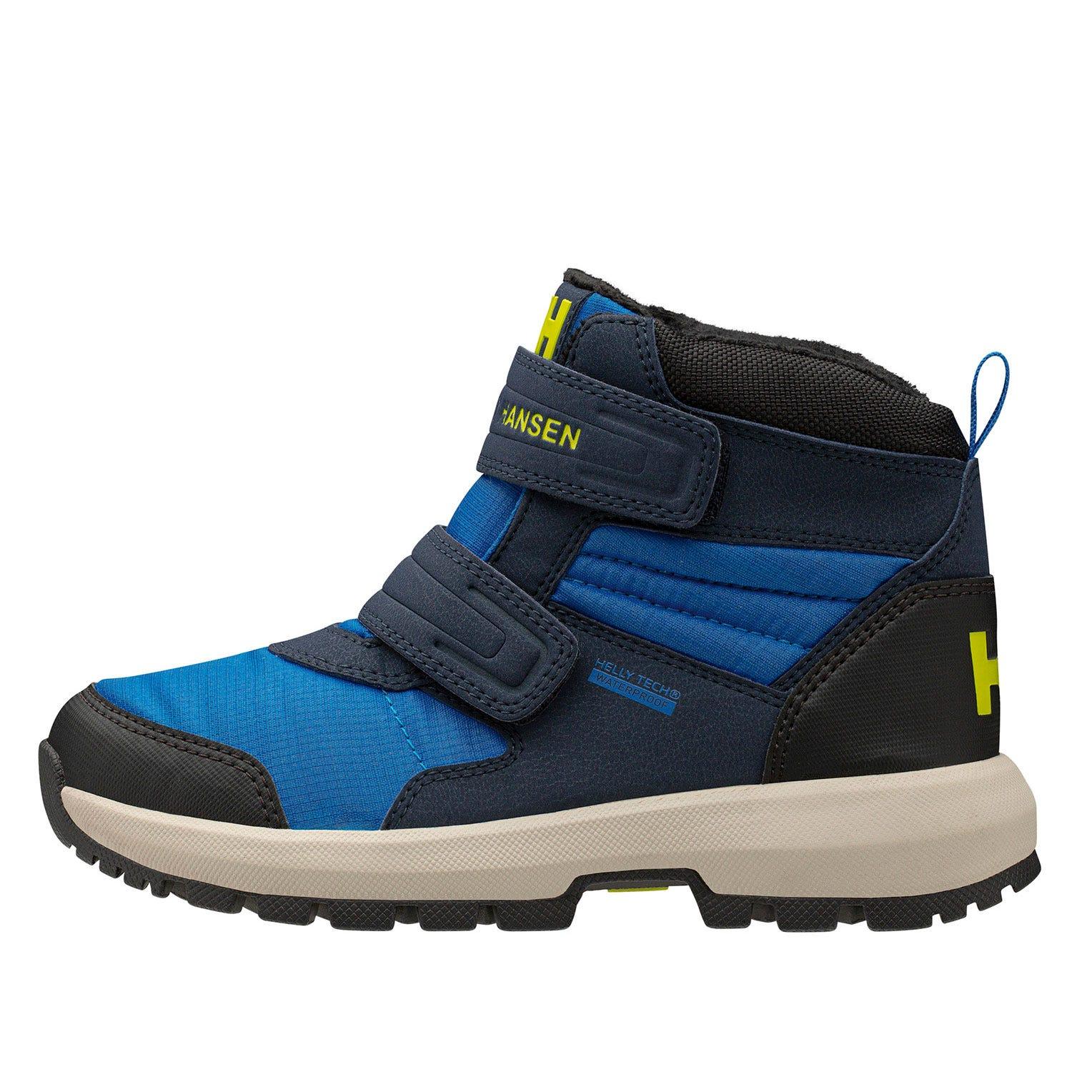 Helly Hansen Kids Bowstring Tech Waterproof Boots Navy US 7/EU 24