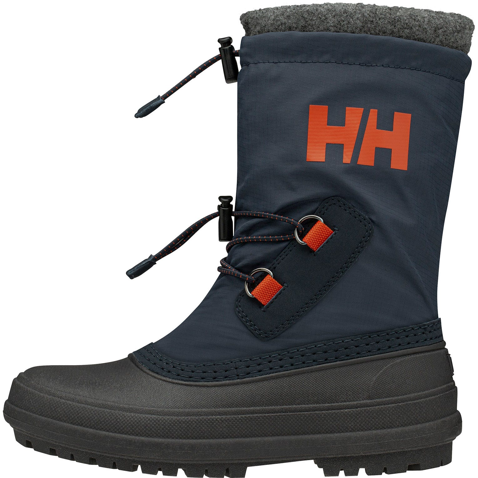 Helly Hansen Kids Varanger Insulated Boots Navy US 7/EU 24
