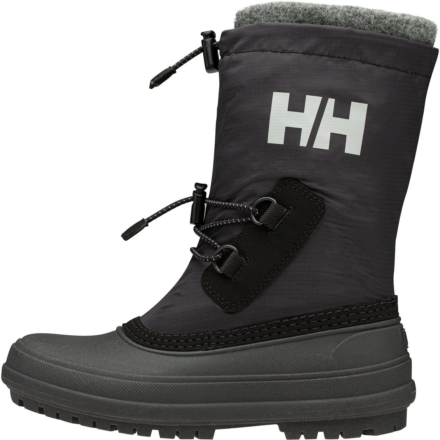 Helly Hansen Kids Varanger Insulated Boots Black US 7/EU 24