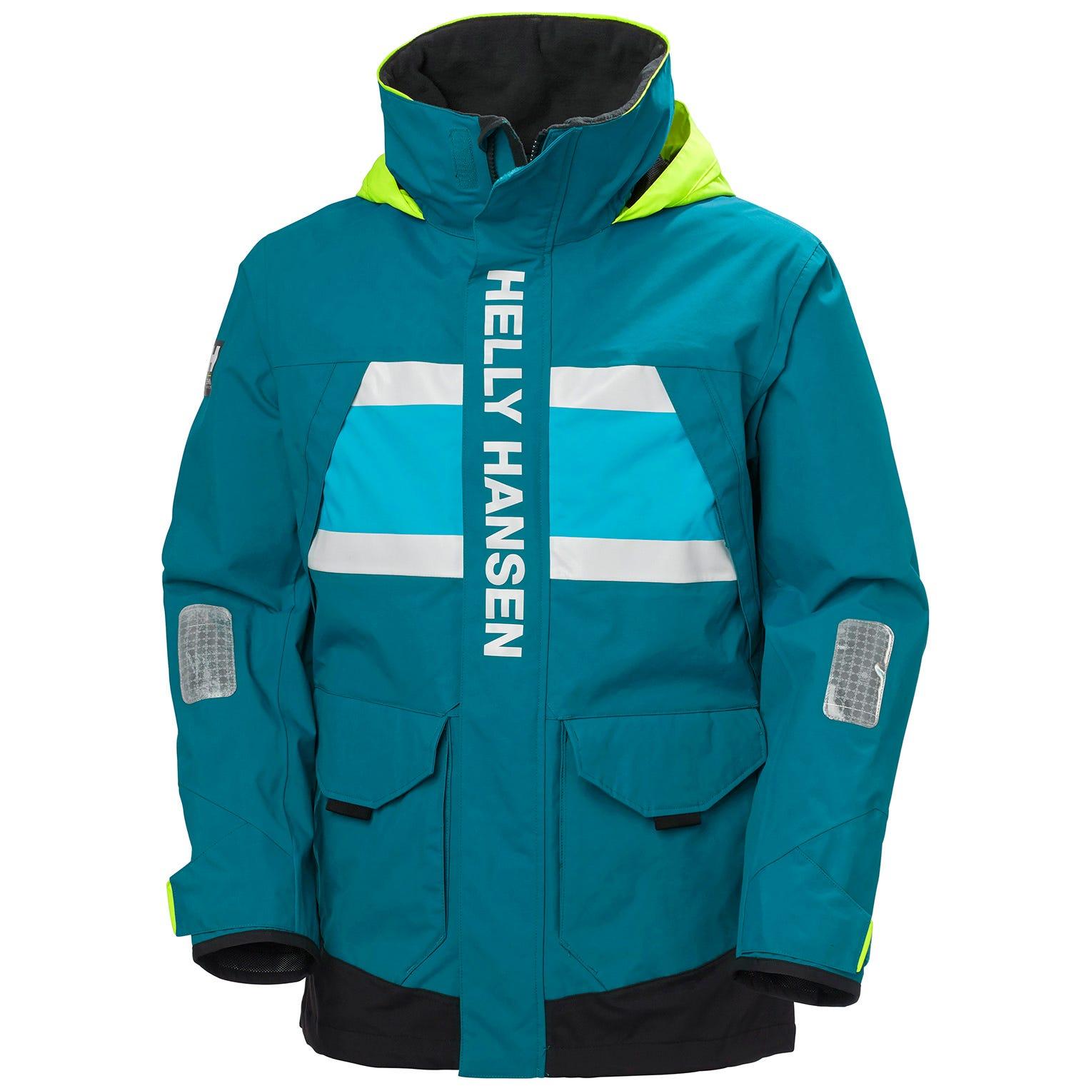 Helly Hansen Mens Salt Coastal Breathable Sailing Jacket M