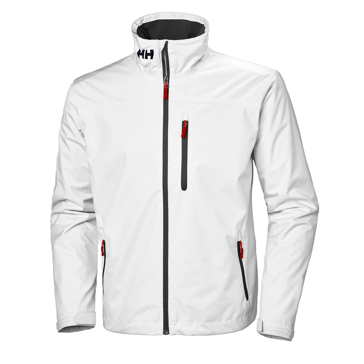 Helly Hansen Mens Sailing Jacket White L