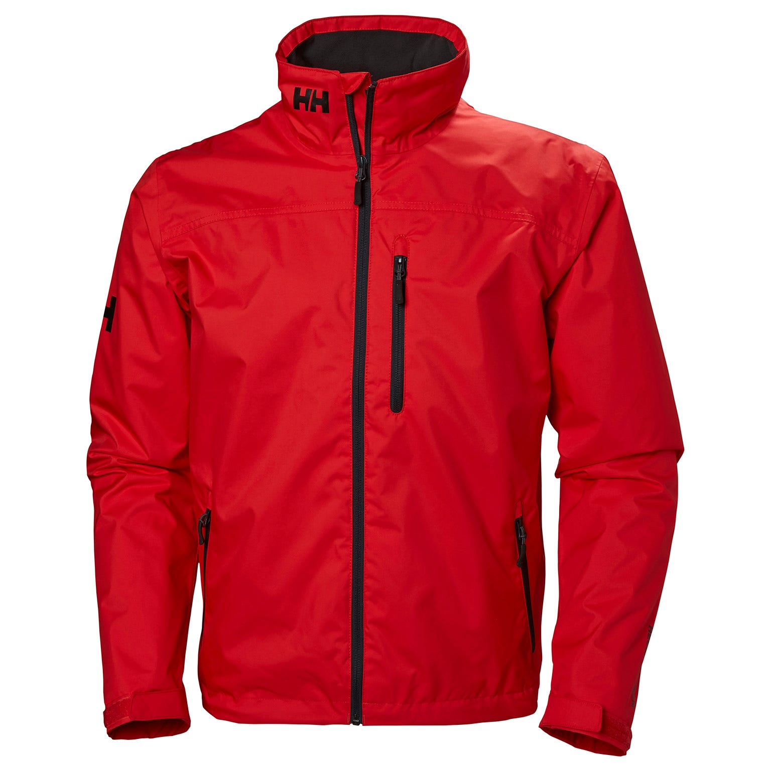 Helly Hansen Mens Sailing Jacket Red S