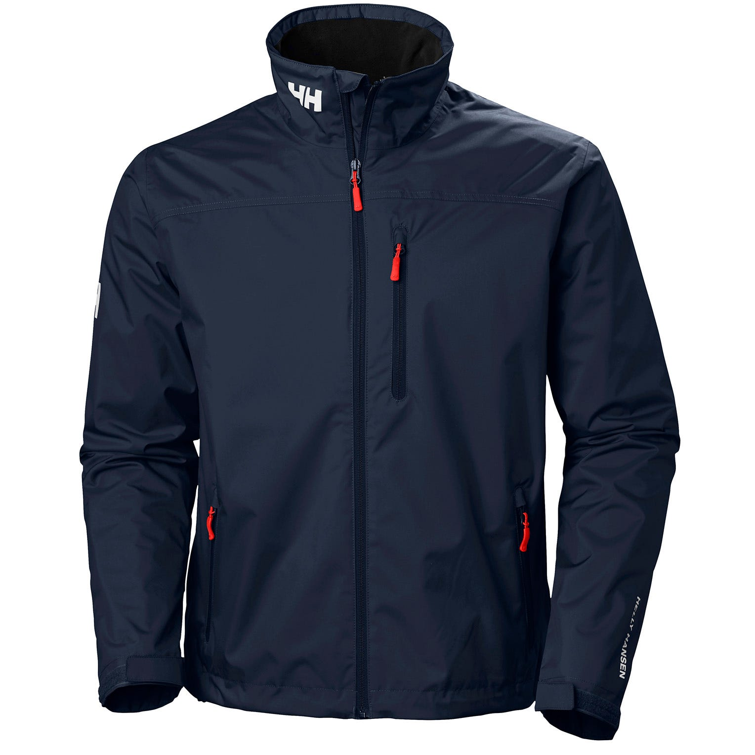 Helly Hansen Mens Crew Sailing Jacket Navy L