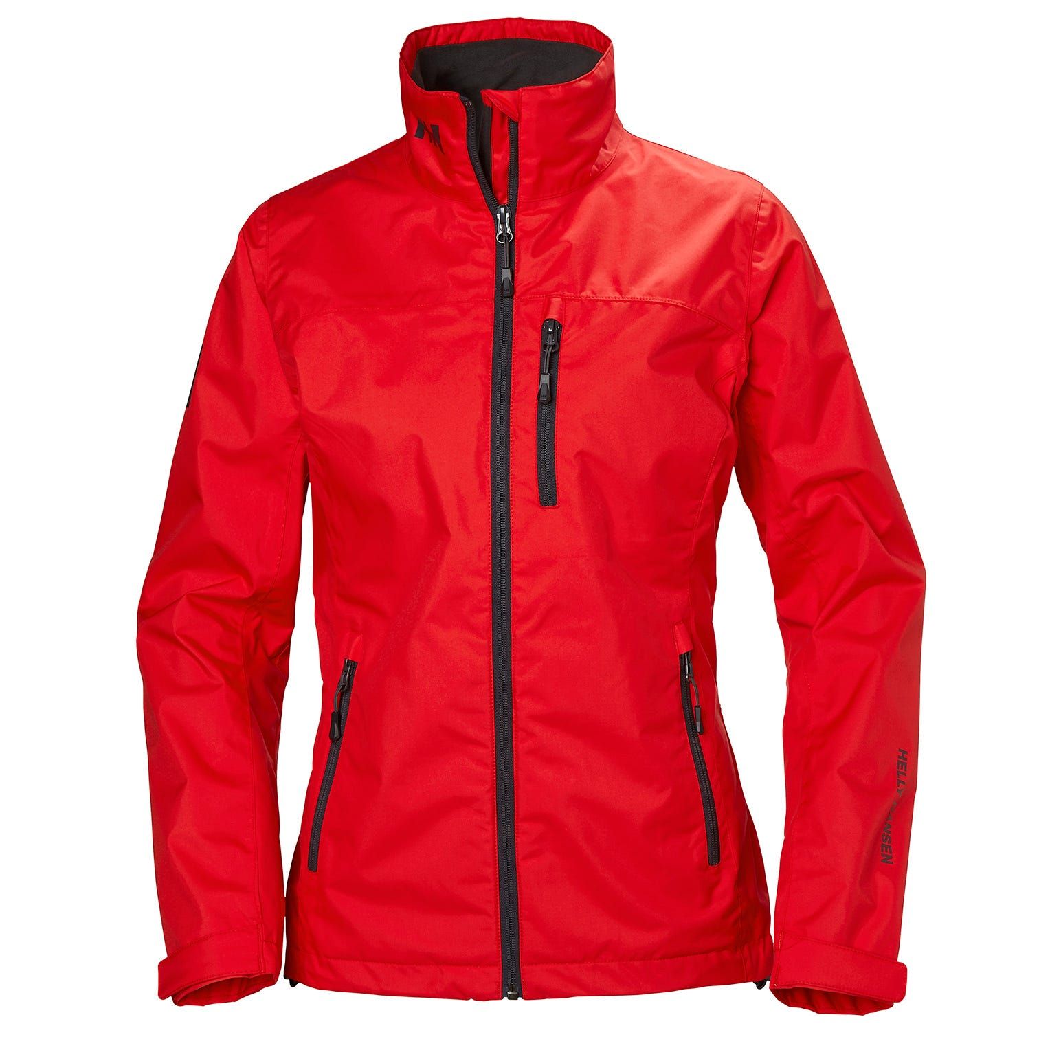 Helly Hansen Womens Sailing Jacket Red L