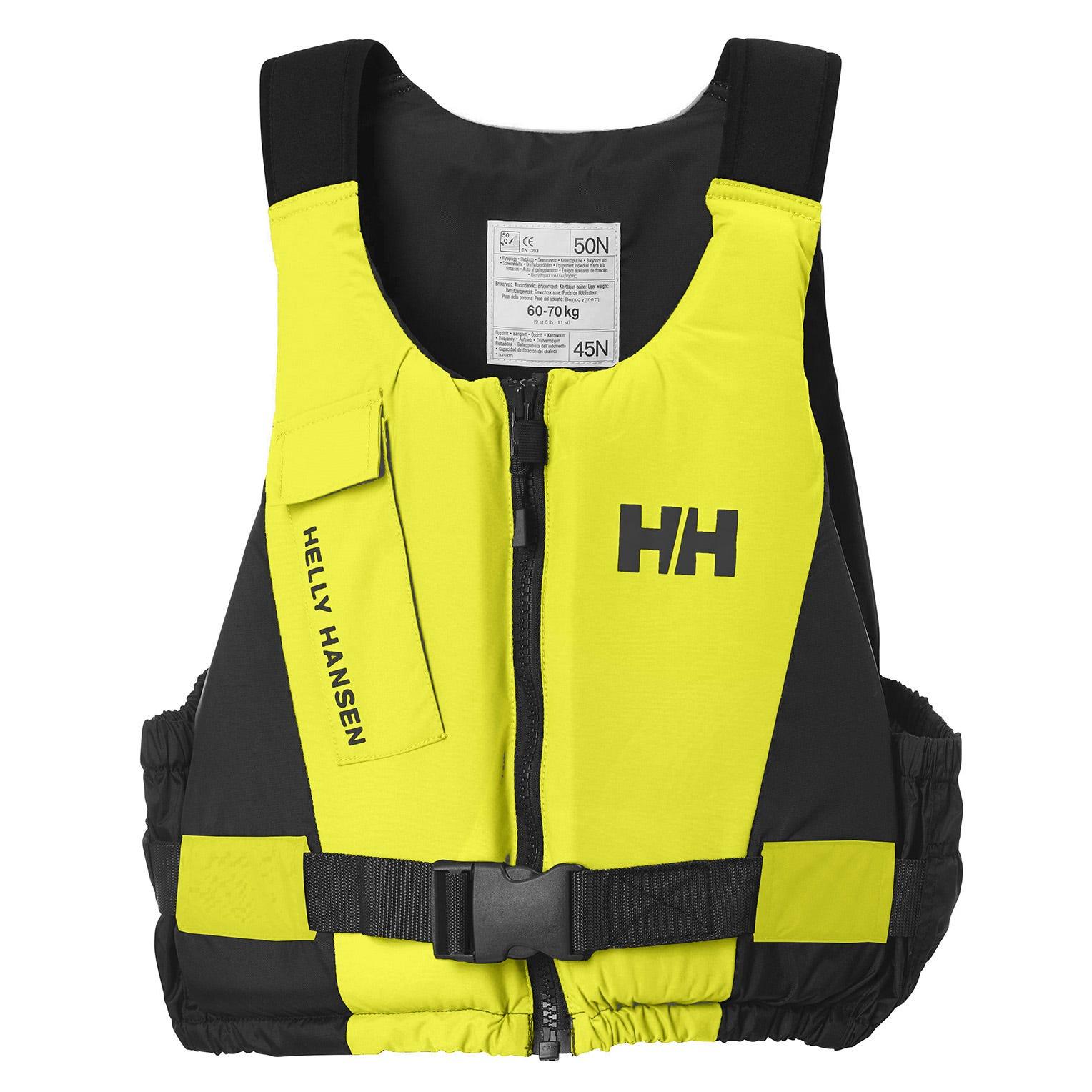 Helly Hansen Rider linne Life Gul 30/40KG