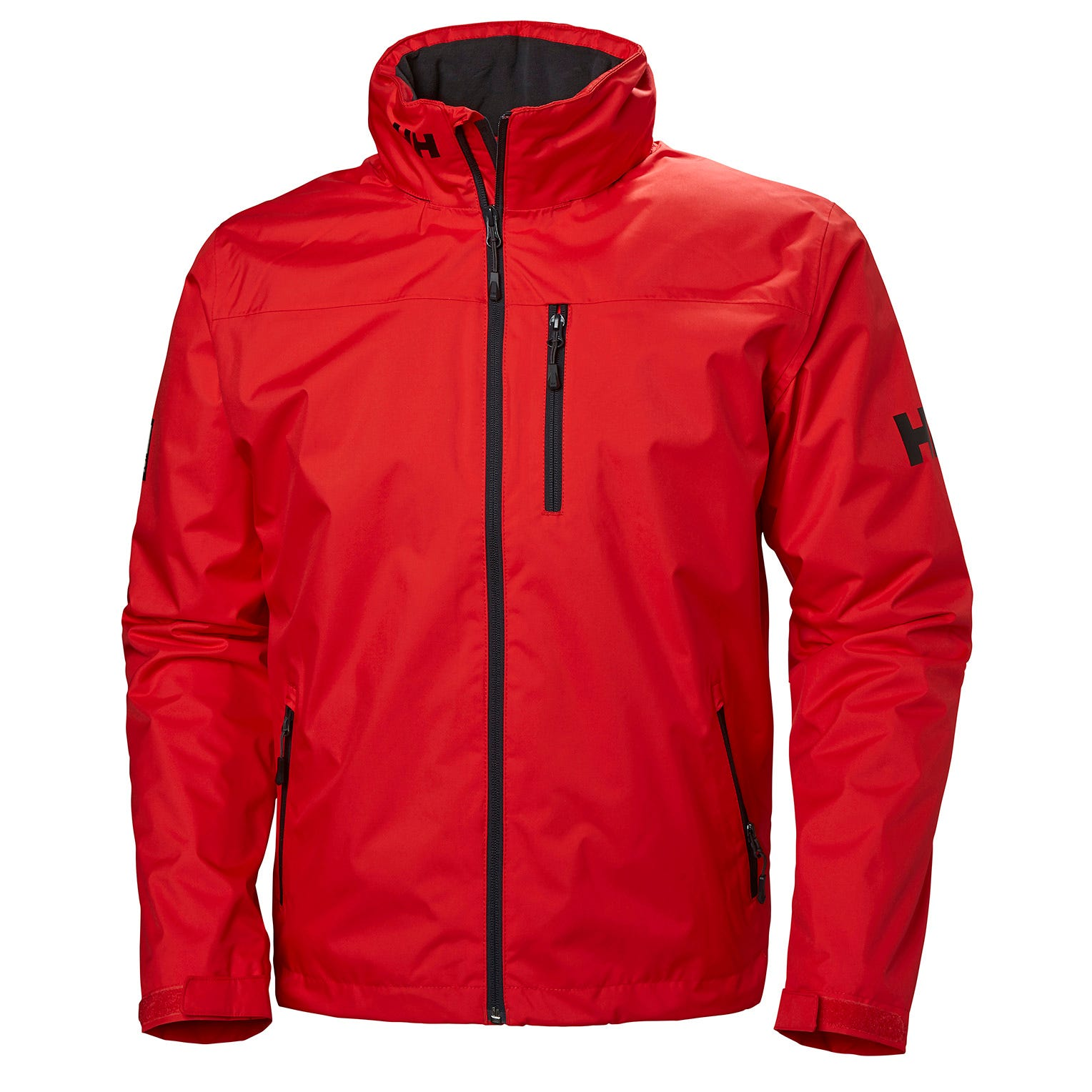 Helly Hansen Mens Sailing Jacket Red L