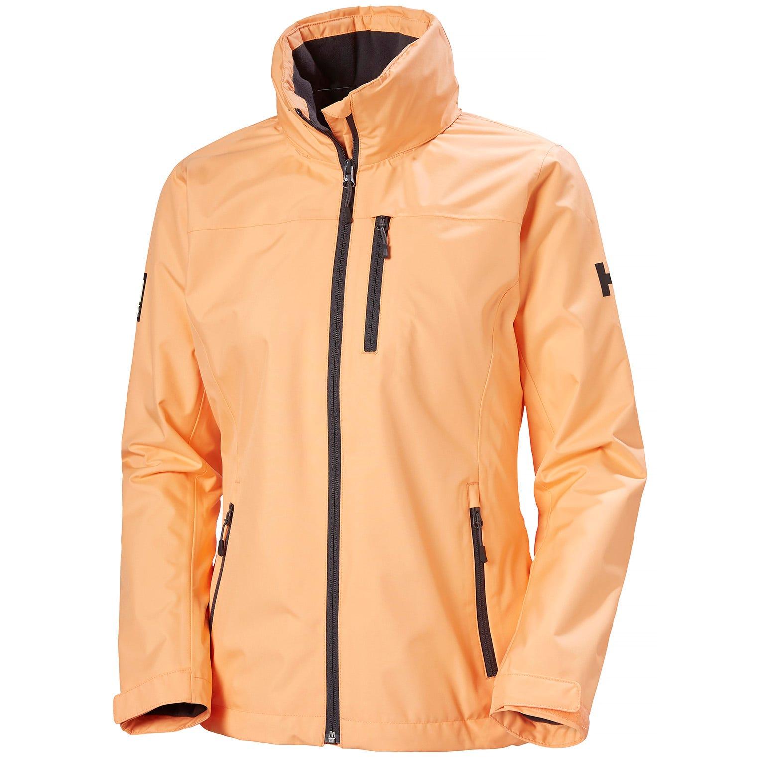 Helly Hansen Womens Sailing Jacket Orange M