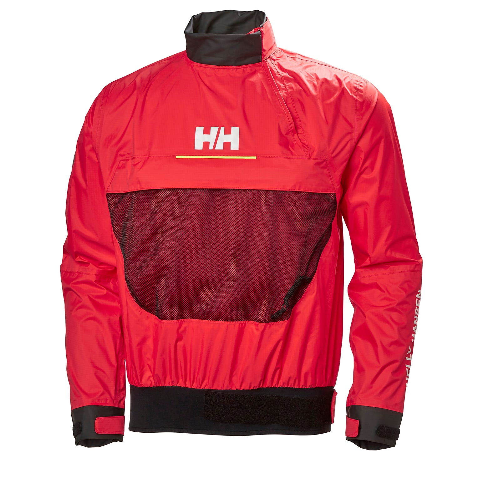 Helly Hansen Mens Hp Smock Top Sailing Jacket Red S
