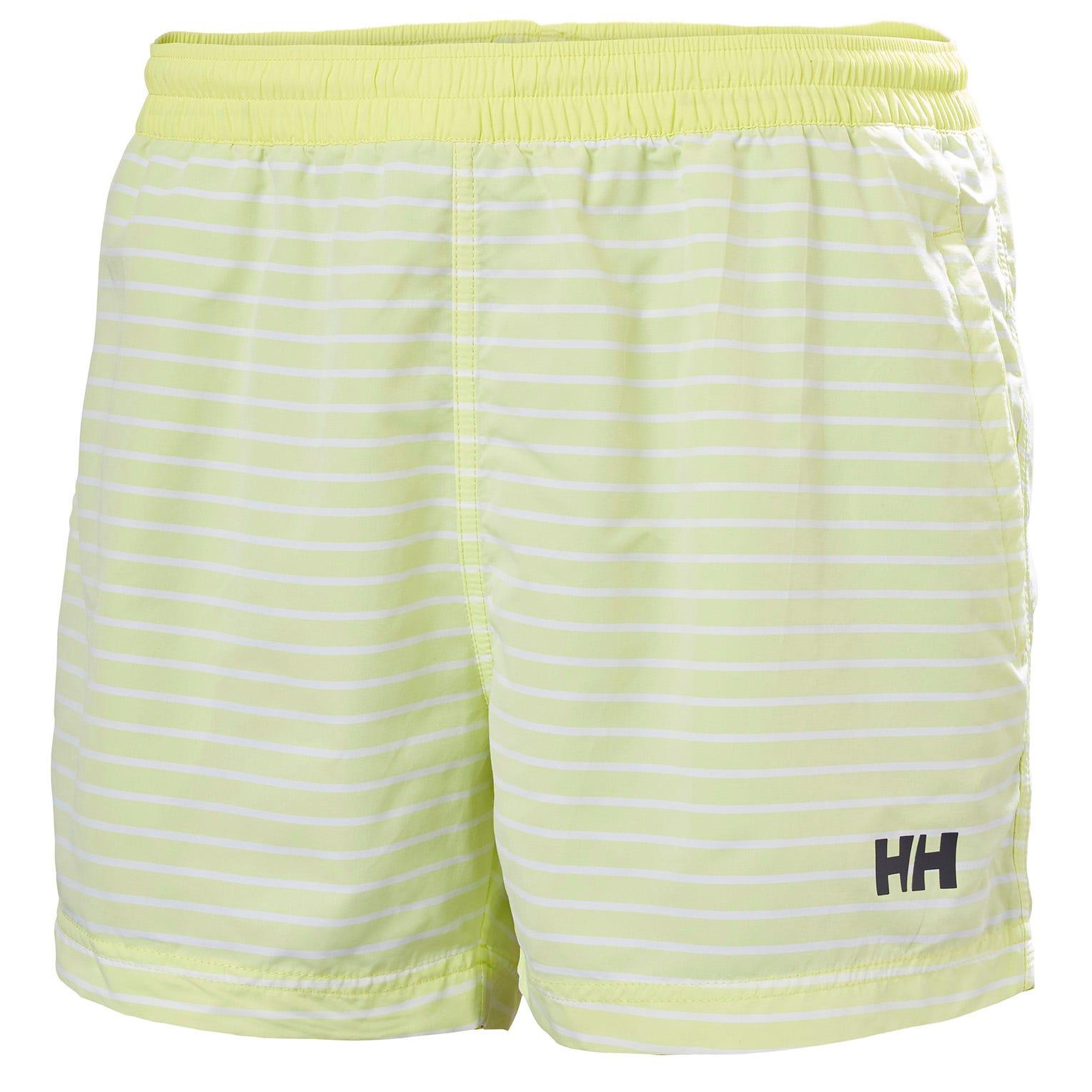 Helly Hansen Mens Colwell Swim Trunk Green M