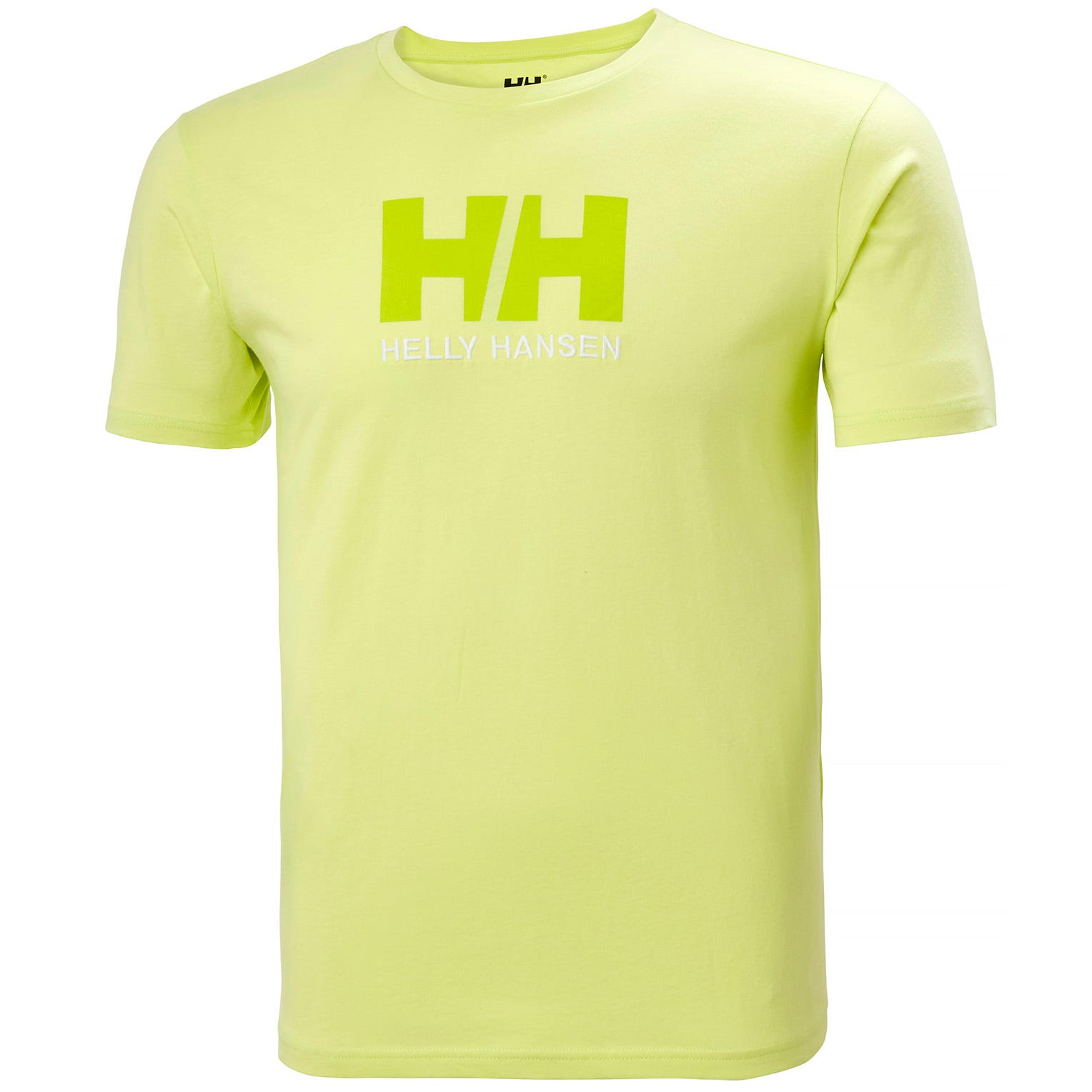 Helly Hansen Mens Hh Logo Tshirt   S Green