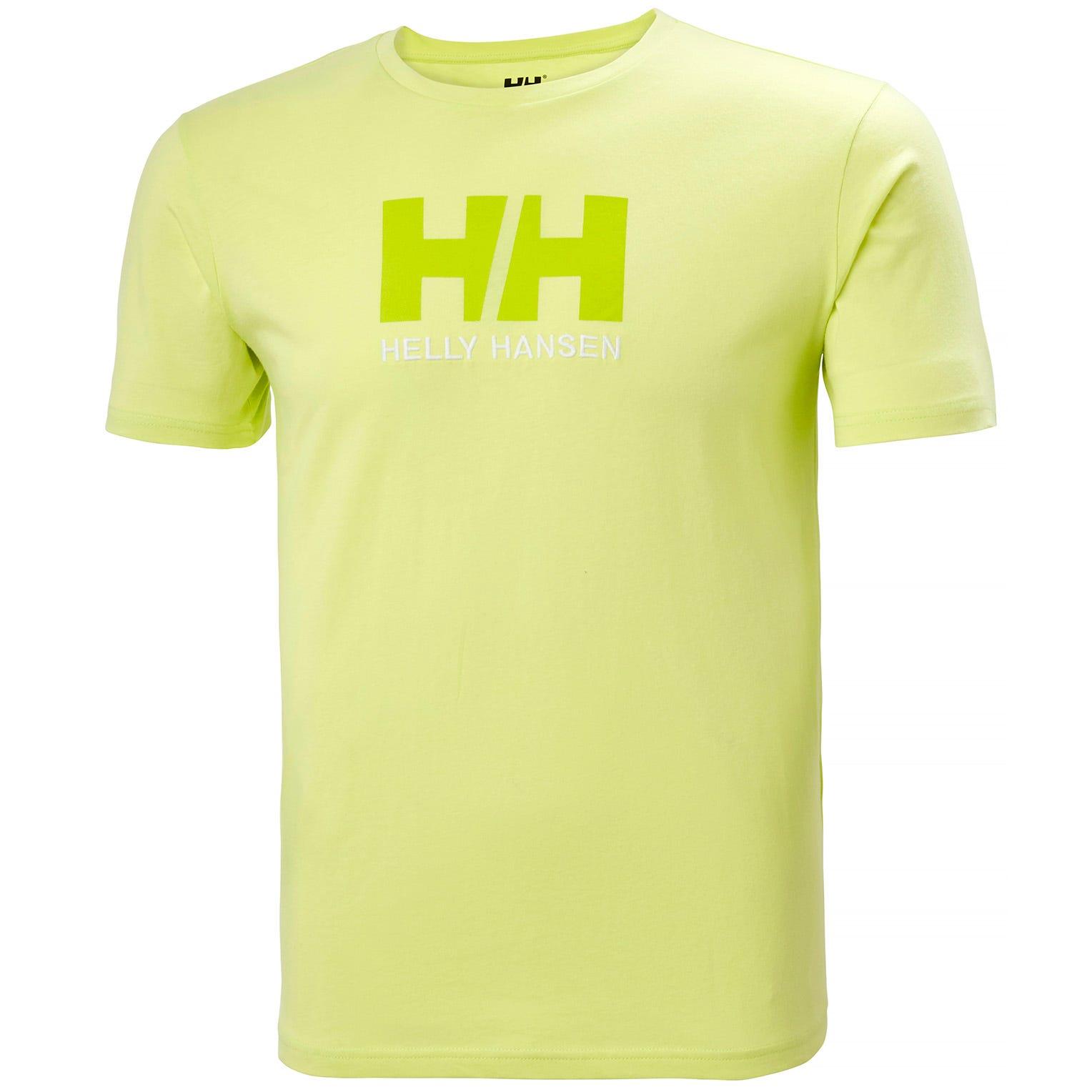 Helly Hansen Mens Hh Logo Tshirt Green Xxl