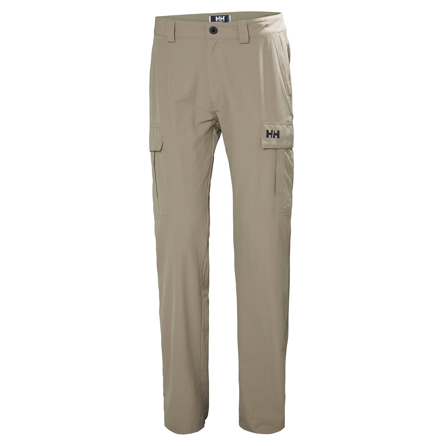Helly Hansen Mens Qd Cargo Sailing Trouser Beige 28