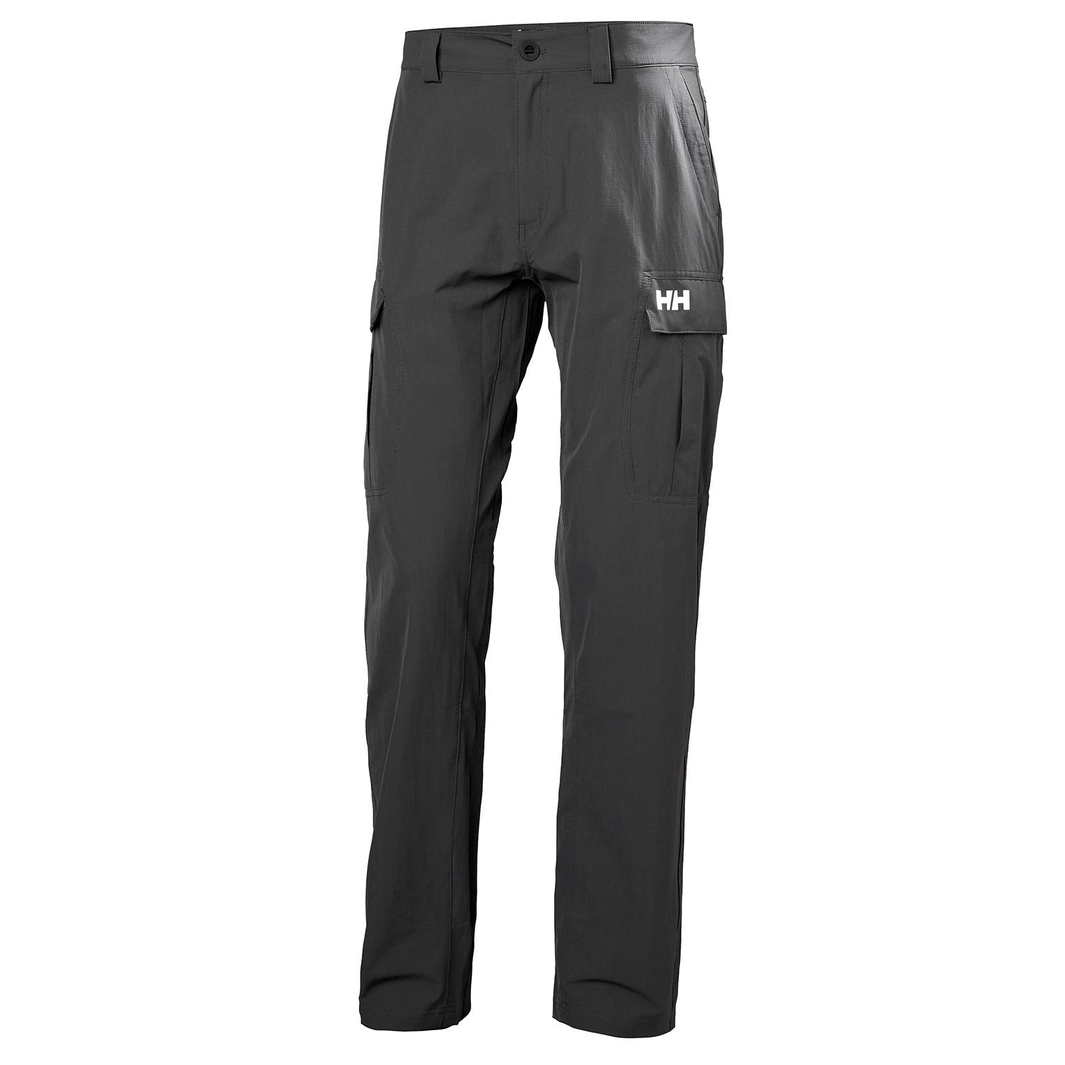 Helly Hansen Mens Qd Cargo Sailing Trouser Black 33
