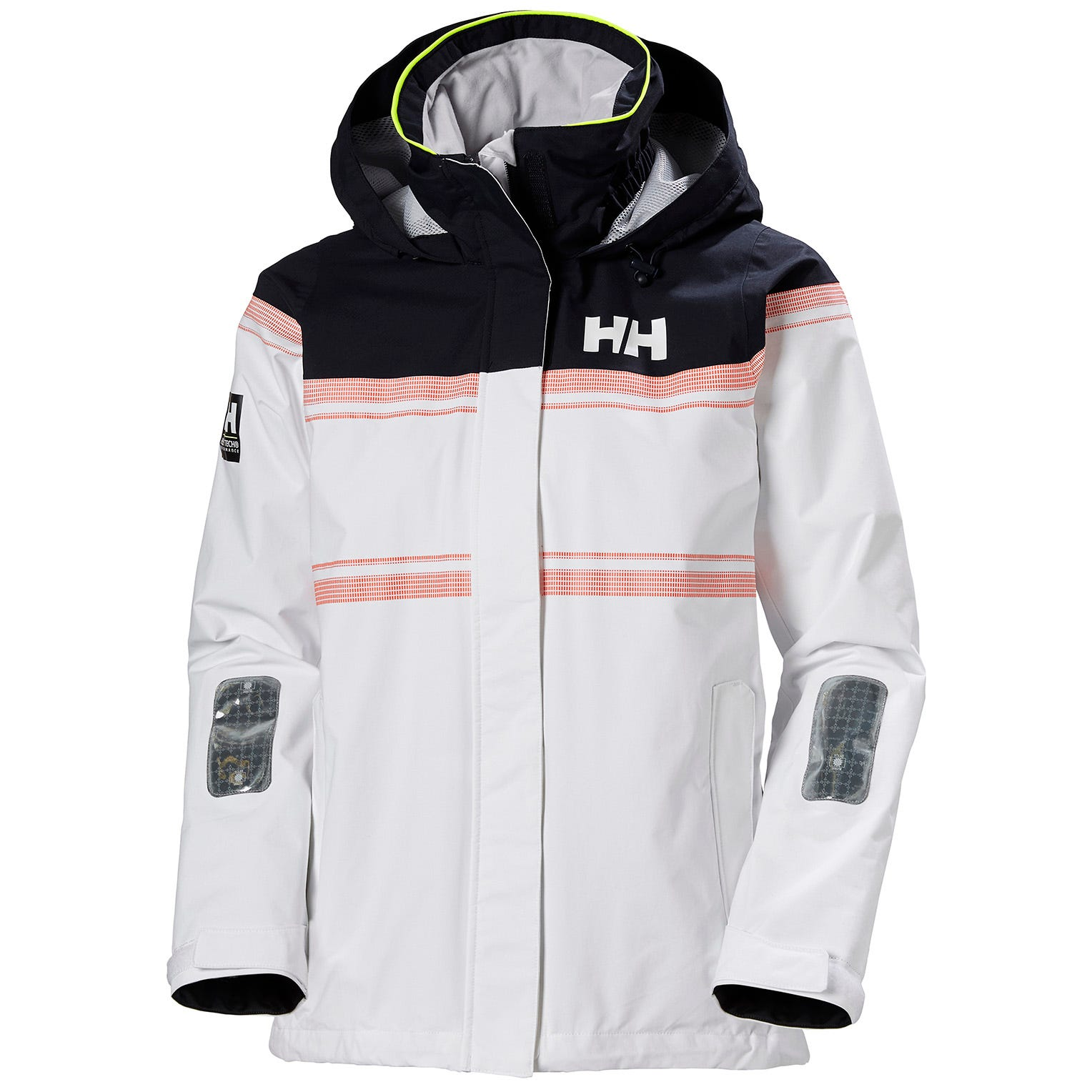 Helly Hansen W Saltro Jacket Womens Sailing White XL