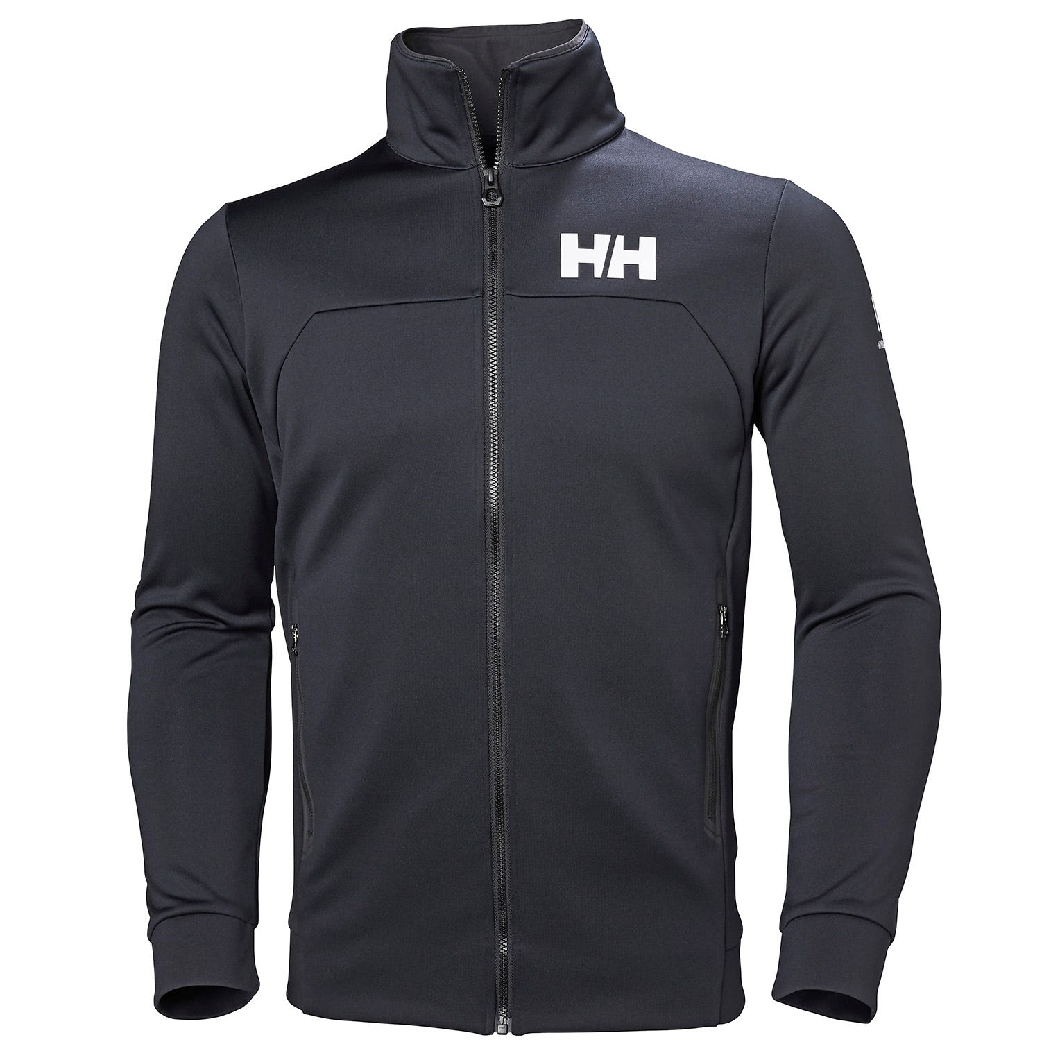 Helly Hansen Mens Hp Fleece Sailing Jacket Navy M