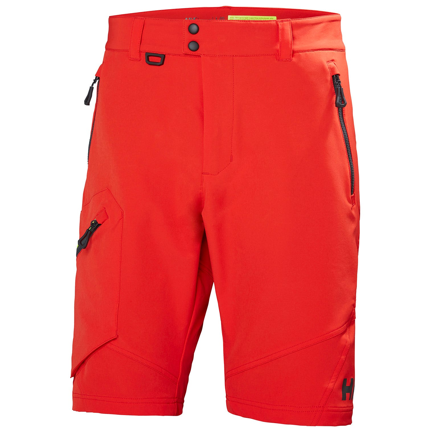Helly Hansen Hp Softshell Shorts L Red