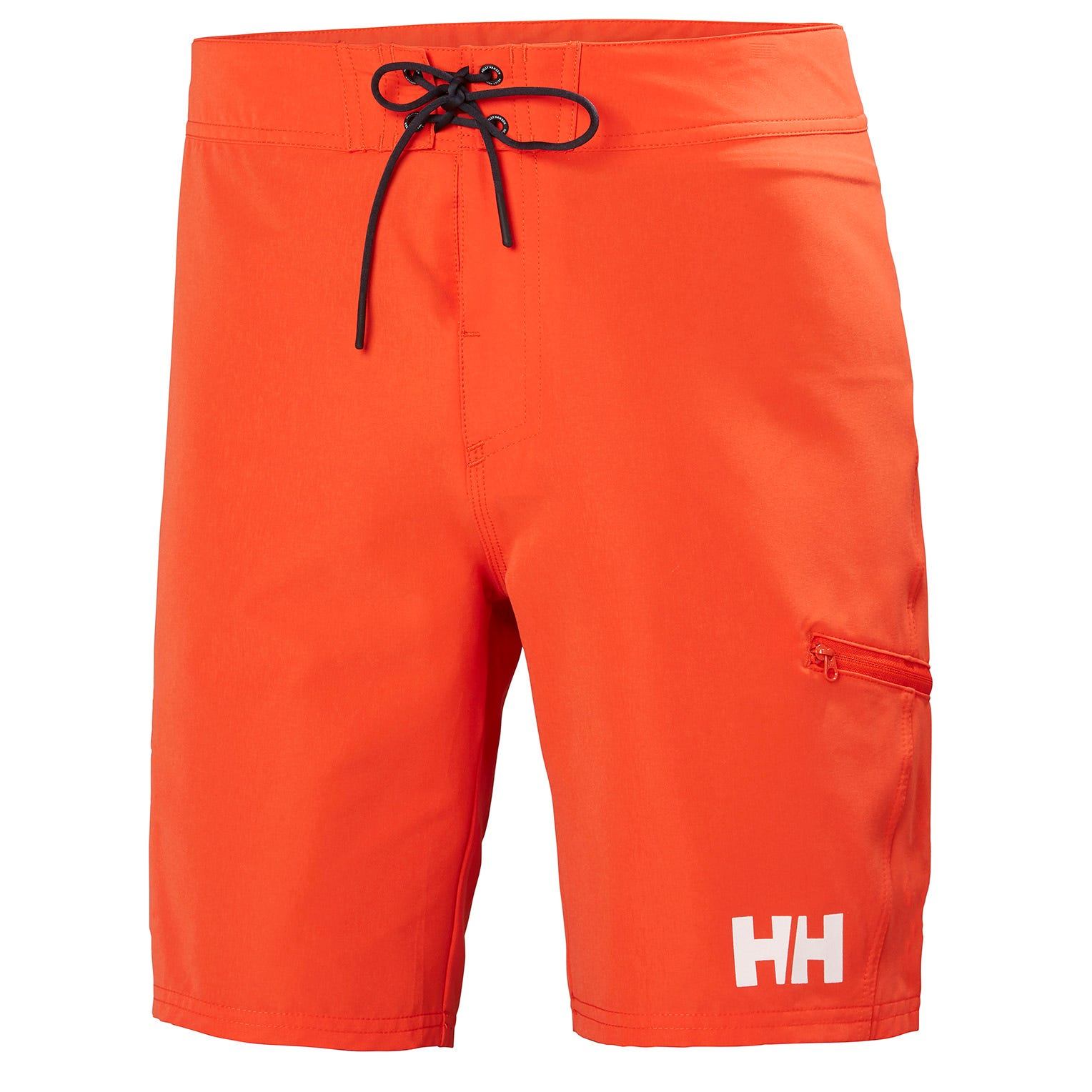 Helly Hansen Mens Hp Board Shorts 9 Sailing Trouser Red 38