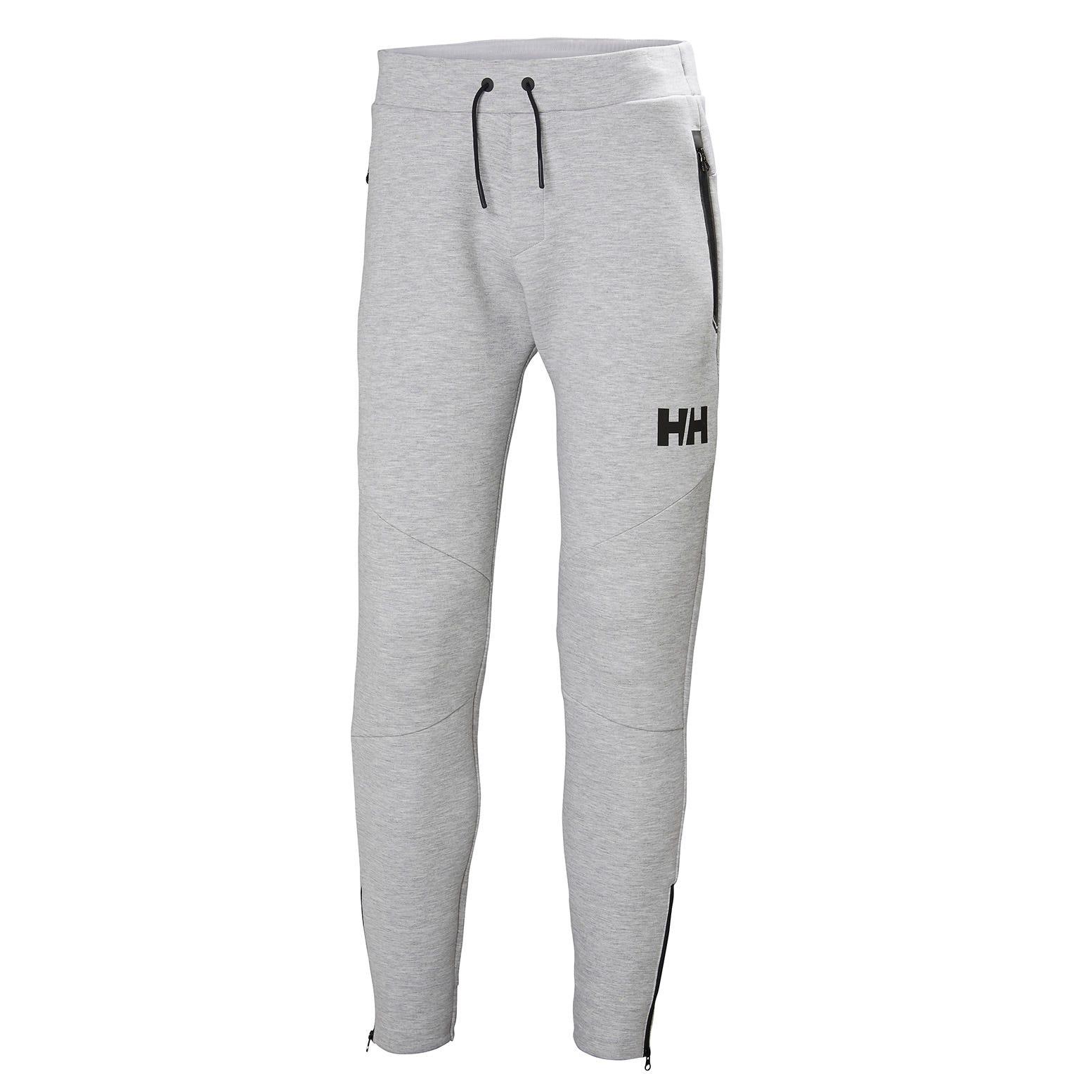 Mens Hp Ocean Semi-technical Sweat Trousers | Helly Hansen Mens Sailing Trouser Grey XXL