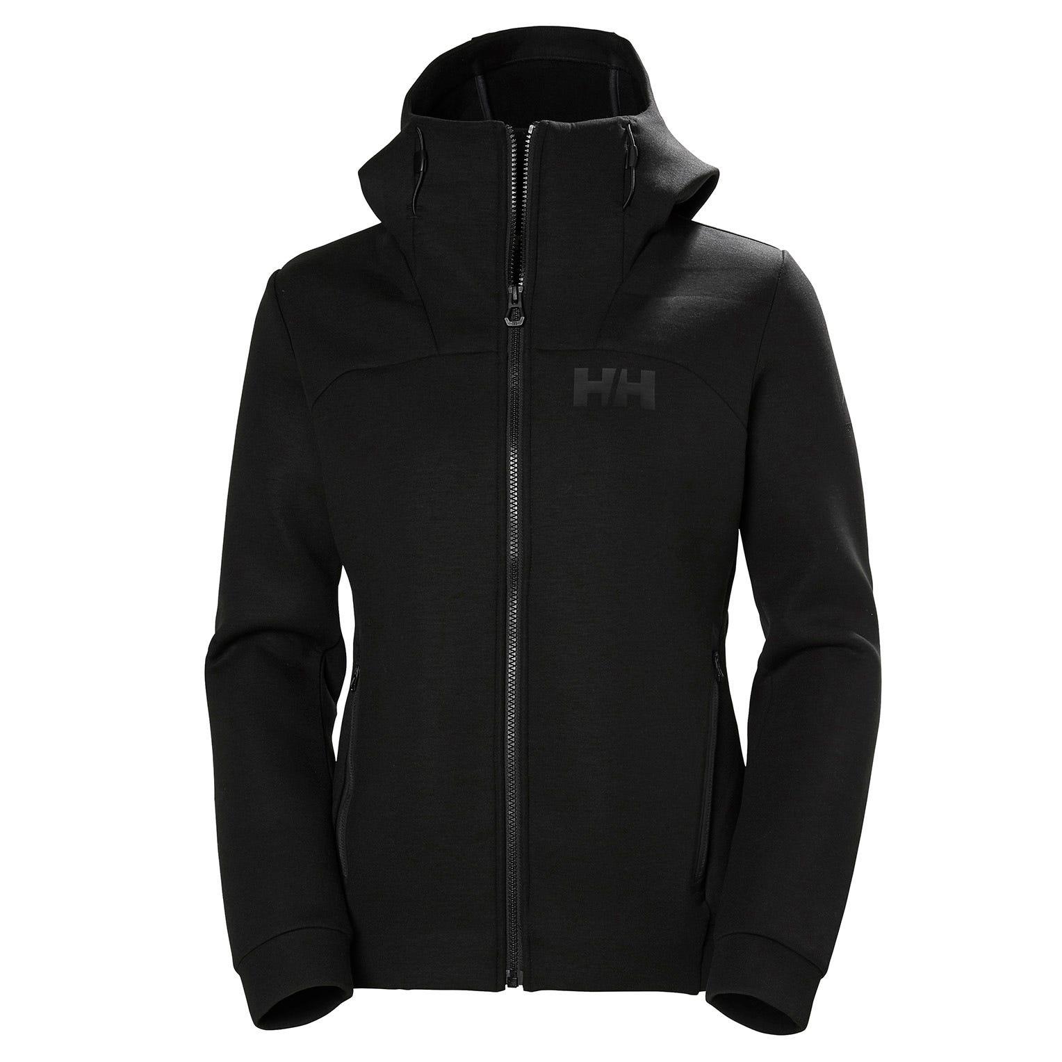 Helly Hansen Womens Hp Ocean Swt Sailing Jacket Black XL
