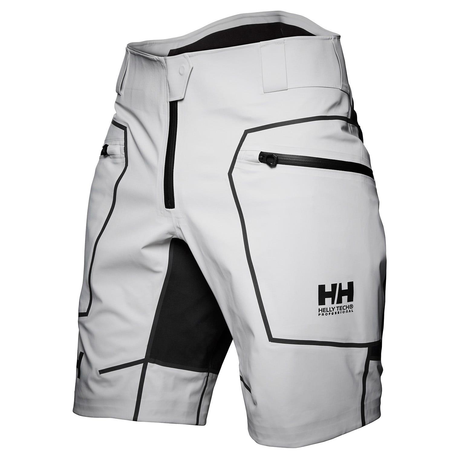 Helly Hansen Mens Sailing Trouser Grey L