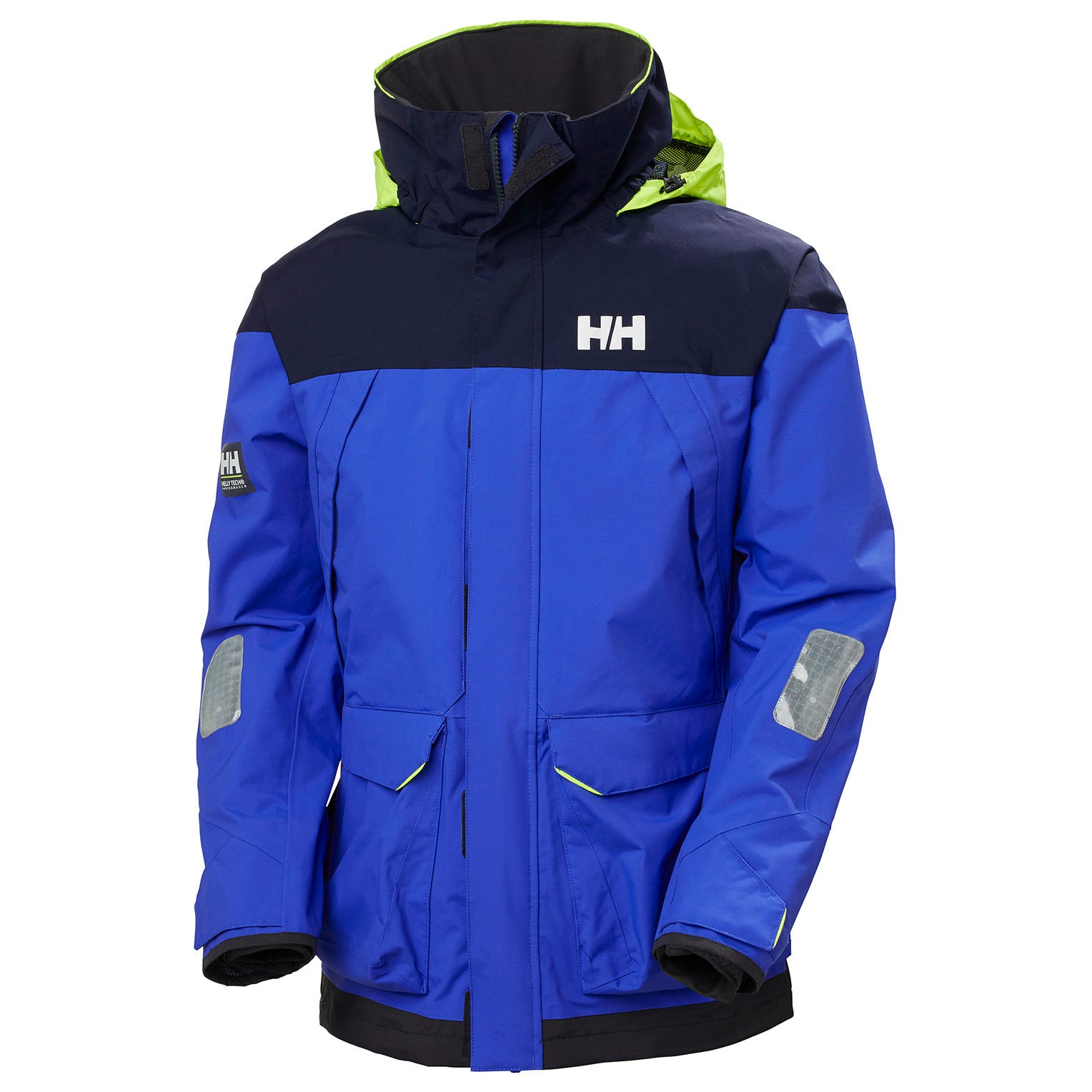 Helly Hansen Mens Pier 3.0 Coastal Sailing Jacket Blue XXL