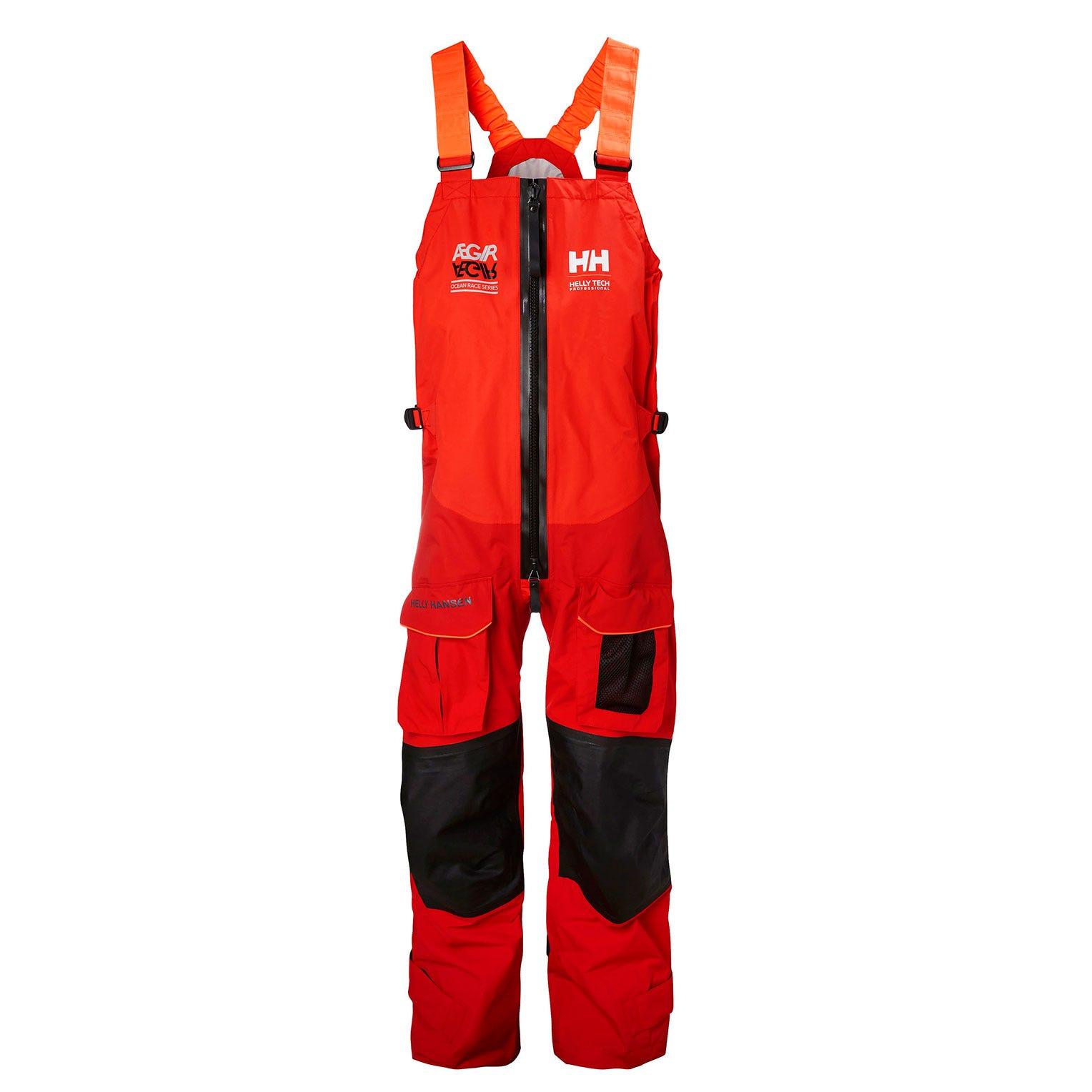 Helly Hansen Aegir Ocean Sailing Trouser Red S