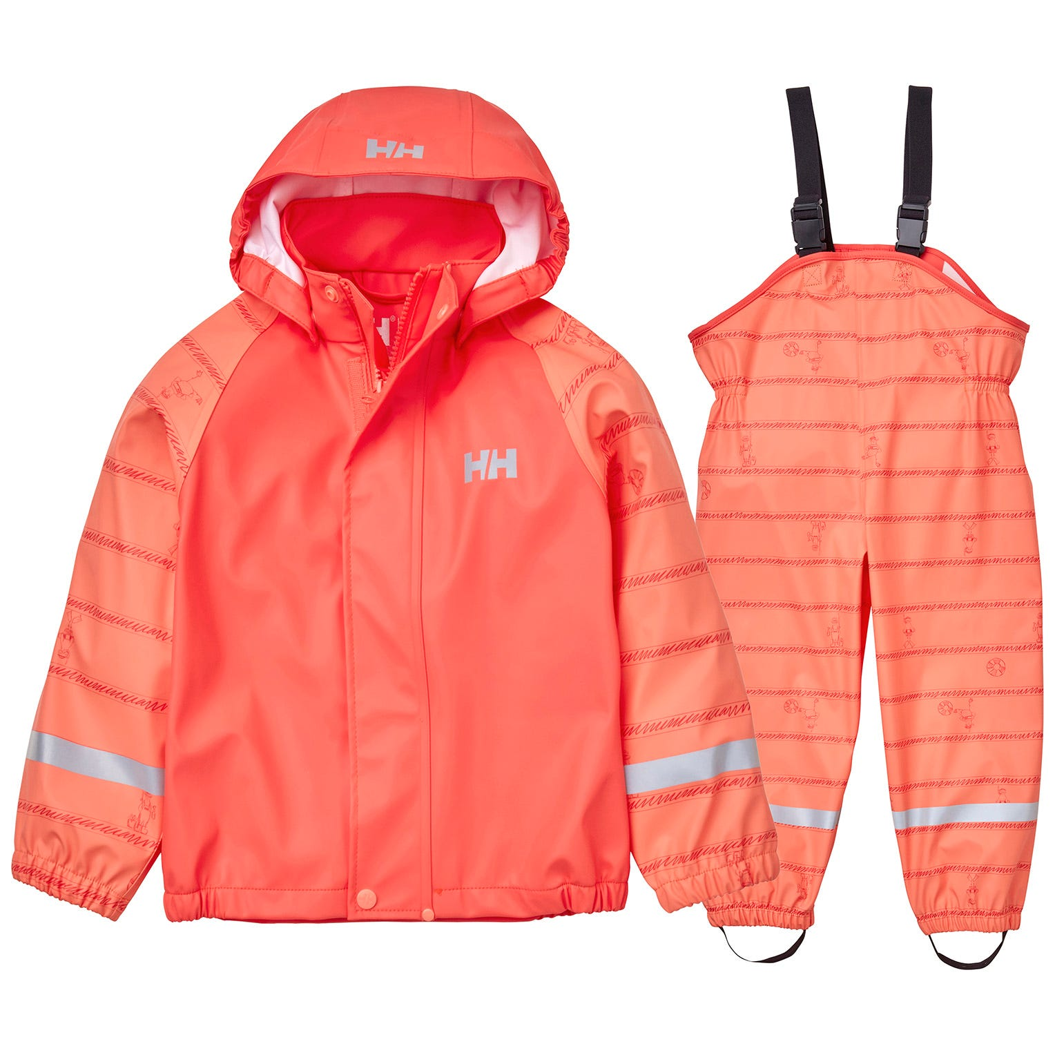 Rigging Rain Jacket
