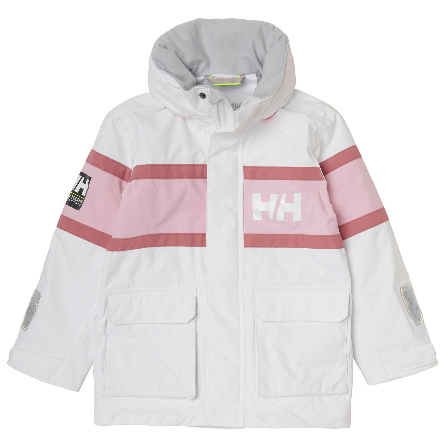 Helly Hansen Kids Skagen Jacket White 104/4