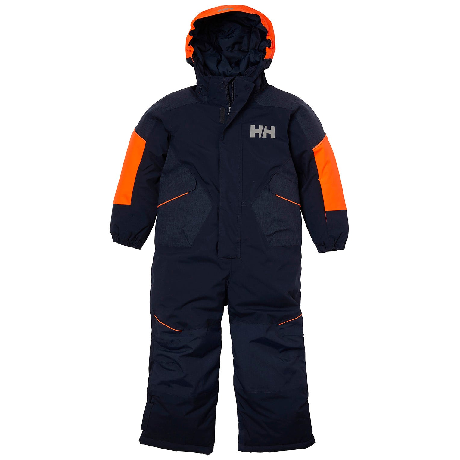 Helly Hansen Kids Snowfall 2 Insulated Suit Navy 110/5