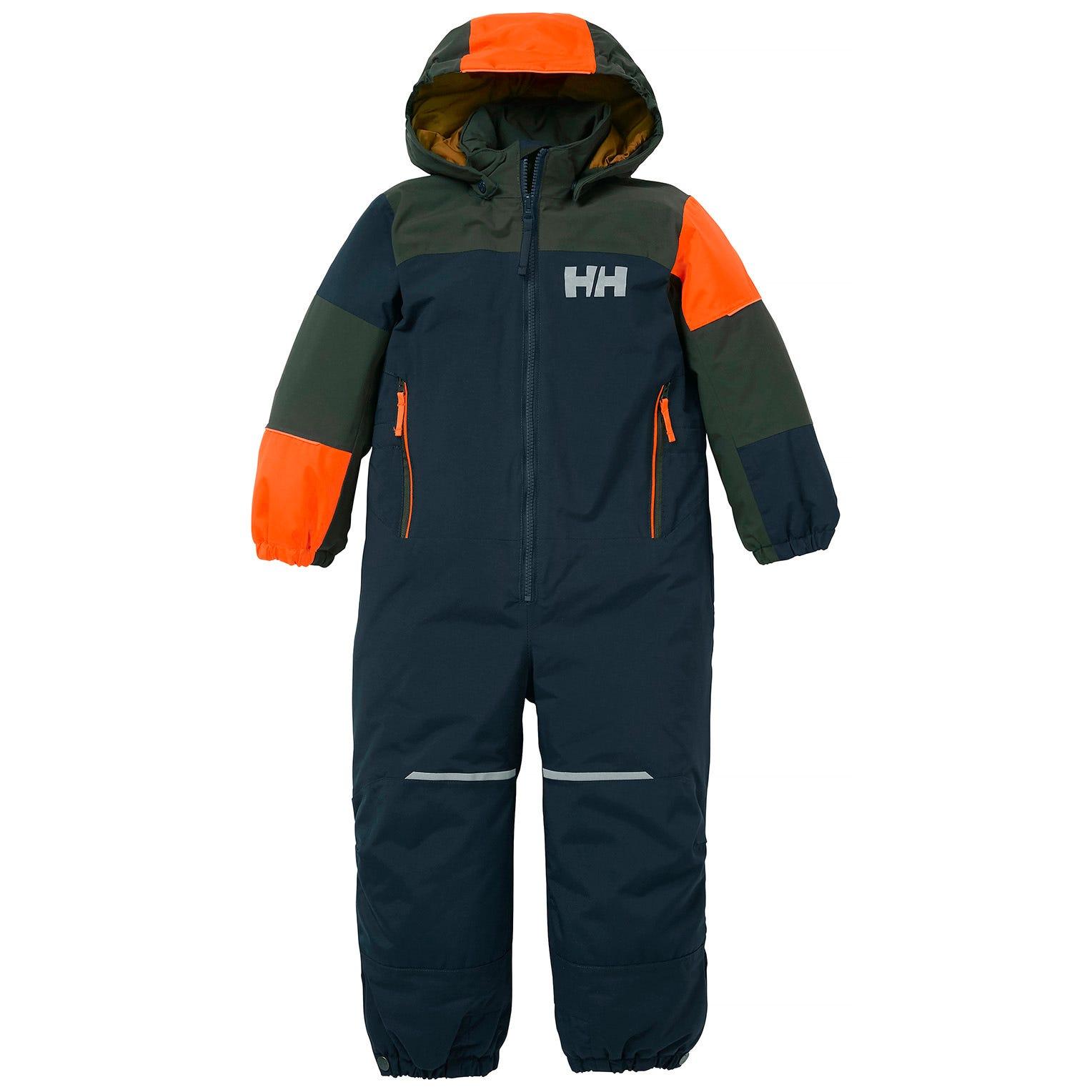 Helly Hansen Kids Rider 2 Insulated Suit Navy 116/6