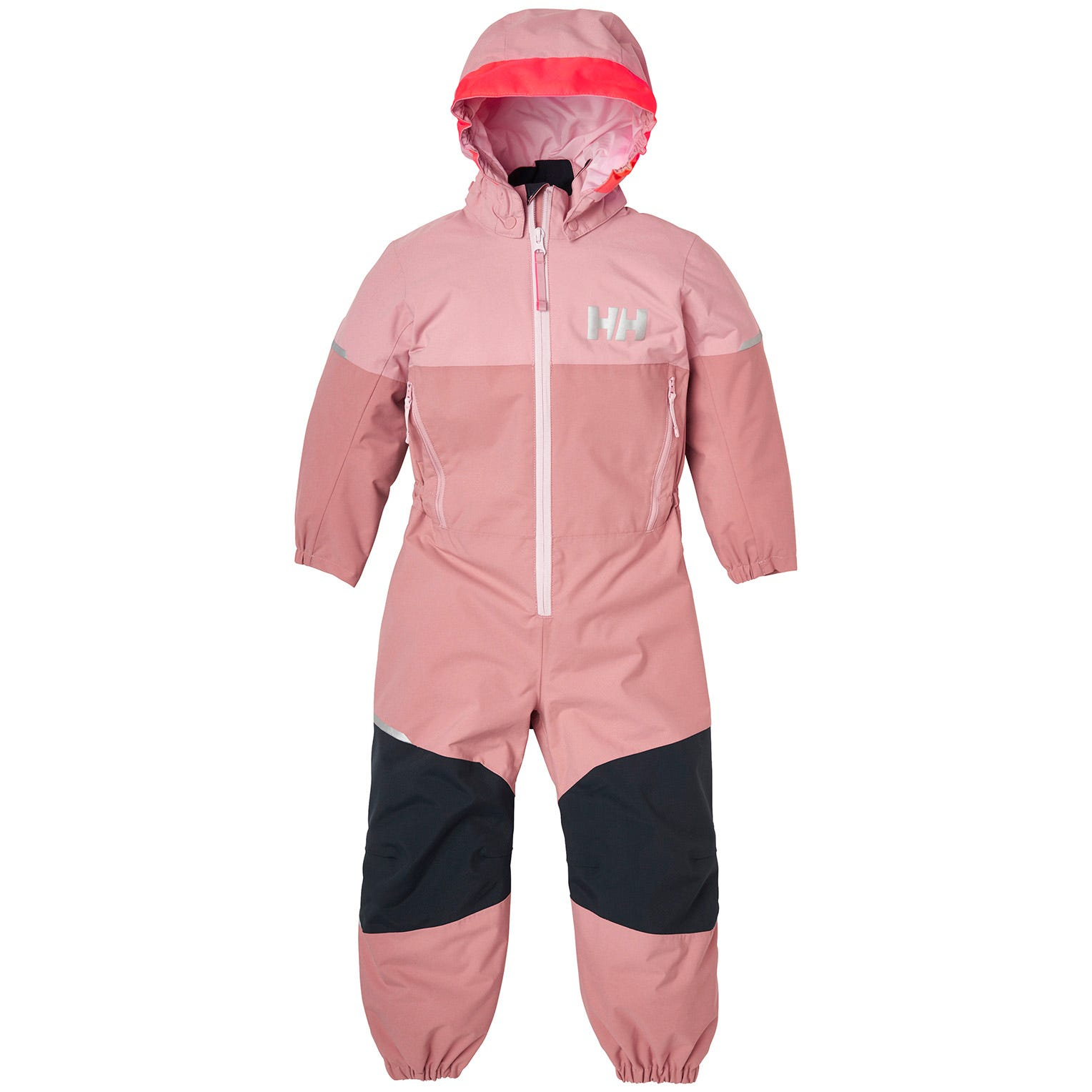 Helly Hansen Kids Sogn Full Protection Outdoor Playsuit Pink 110/5