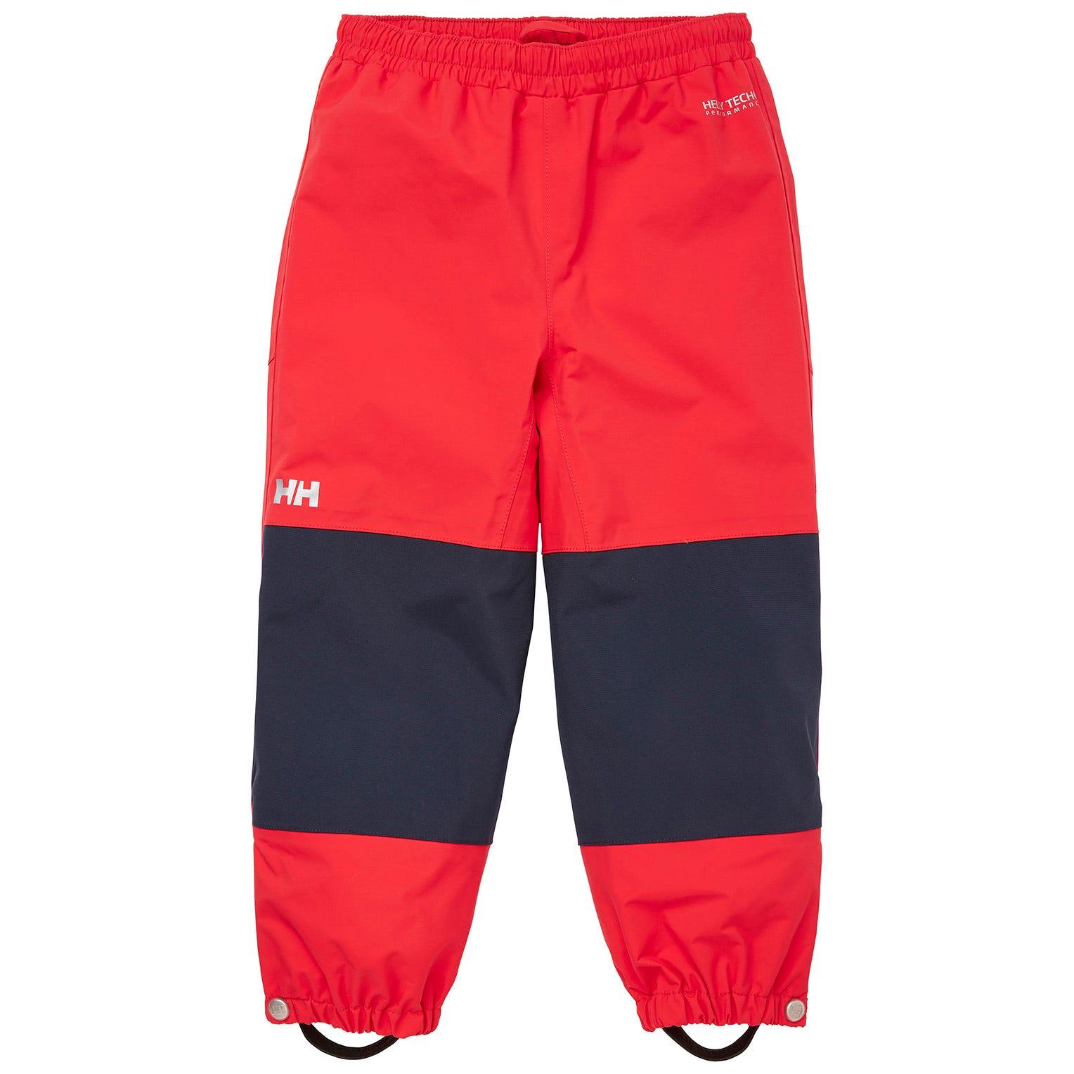 Helly Hansen Kids Shelter Waterproof Outdoor Trousers 104/4