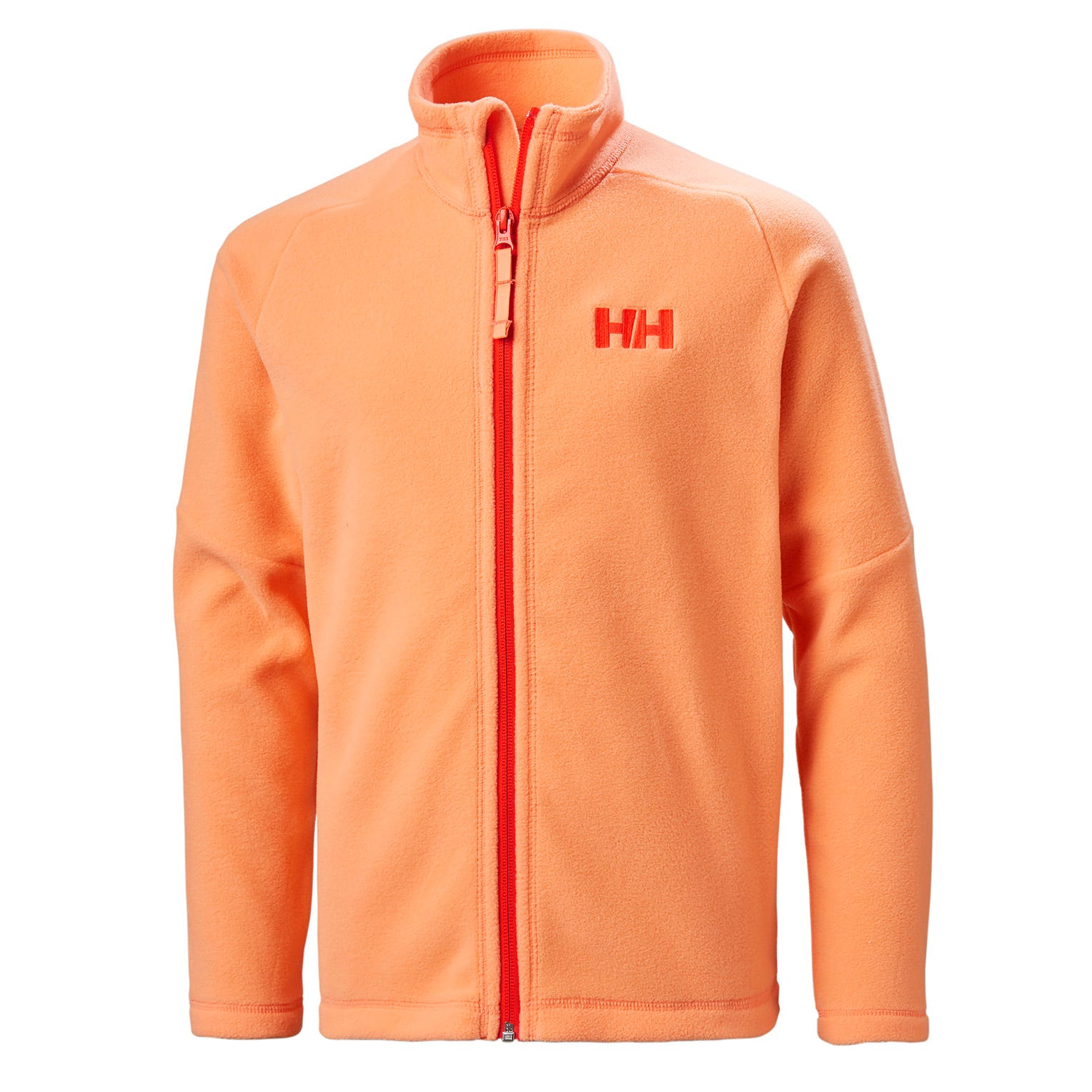 Helly Hansen Kids Junior Daybreaker 20 Jacket Fleece Orange 176/16