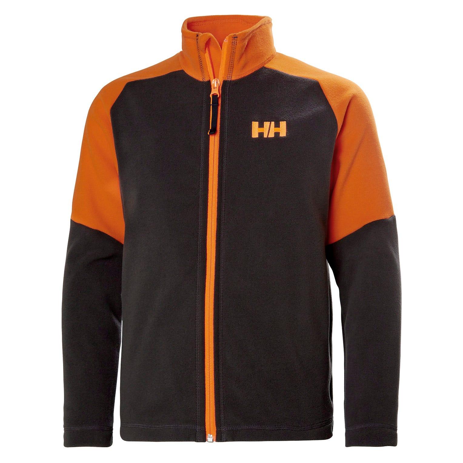 Helly Hansen Kids Junior Daybreaker 20 Jacket Fleece Black 128/8