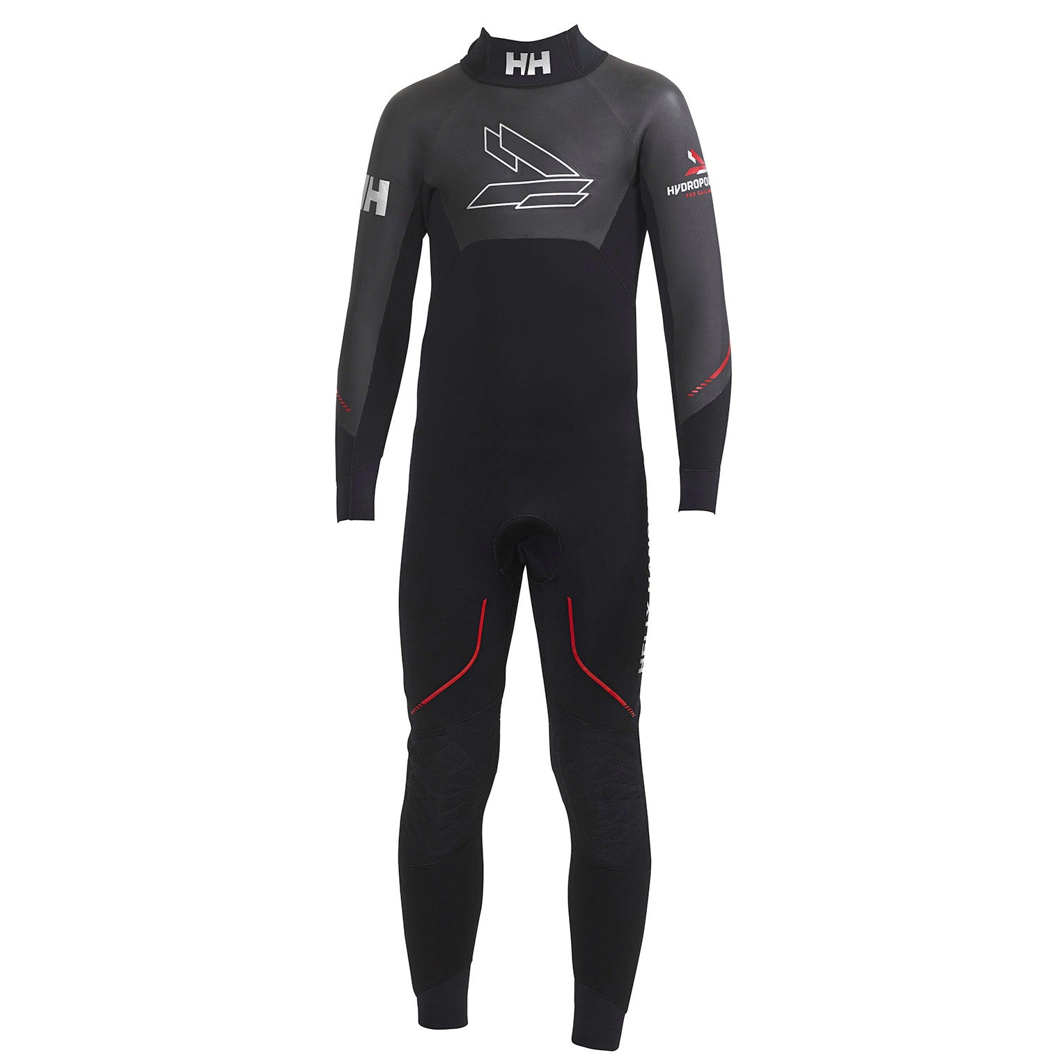 Helly Hansen Kids Junior Blackline Full Suit Black 164/14