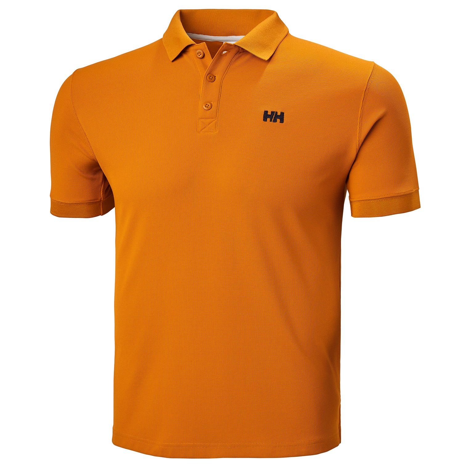 Driftline Polo | Performance Short Sleeve Shirt Gb Helly Hansen Mens Wicking Orange XXL