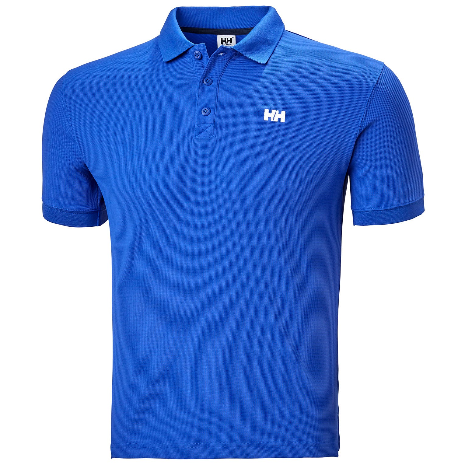 Driftline Polo | Performance Short Sleeve Shirt Gb Helly Hansen Mens Wicking Blue M