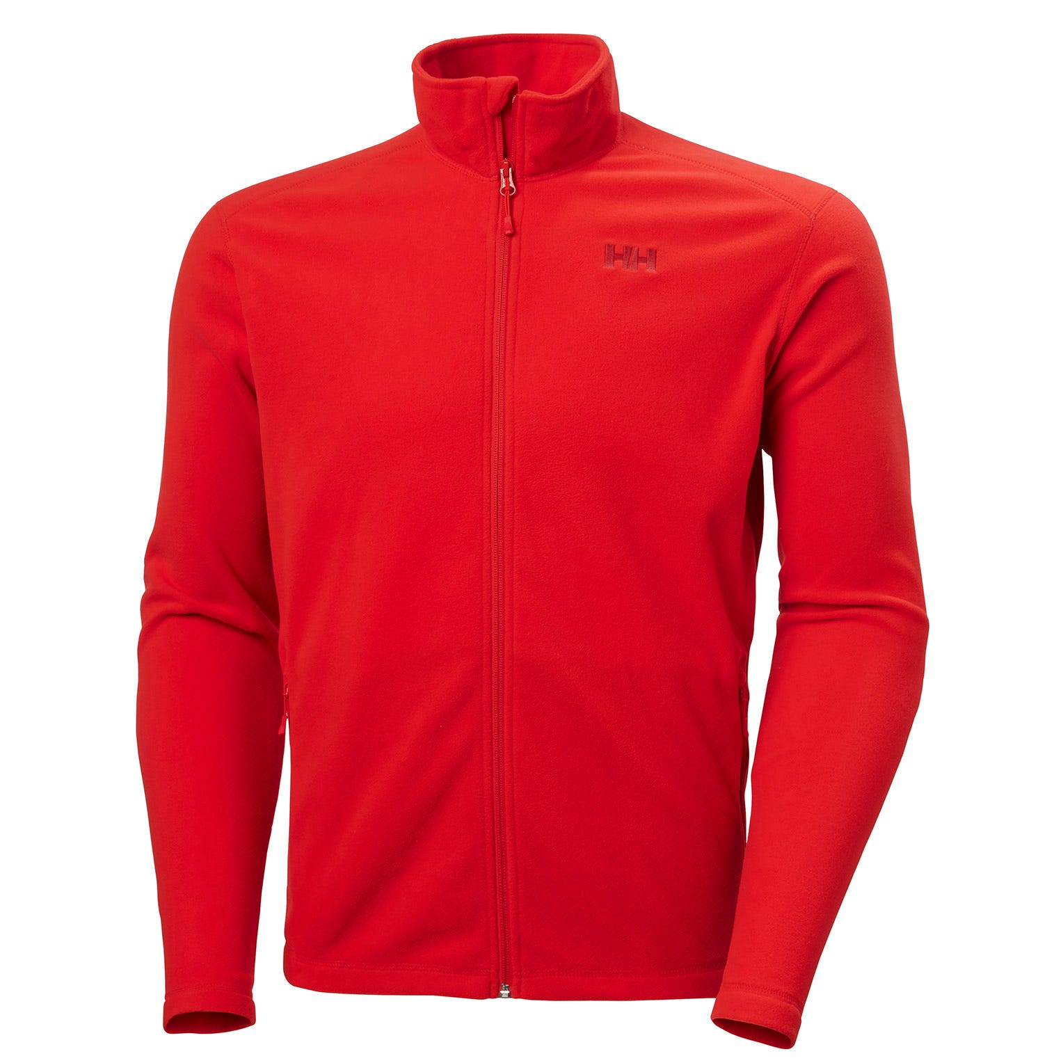 Helly Hansen Mens Daybreaker Fleece Jacket Red XL