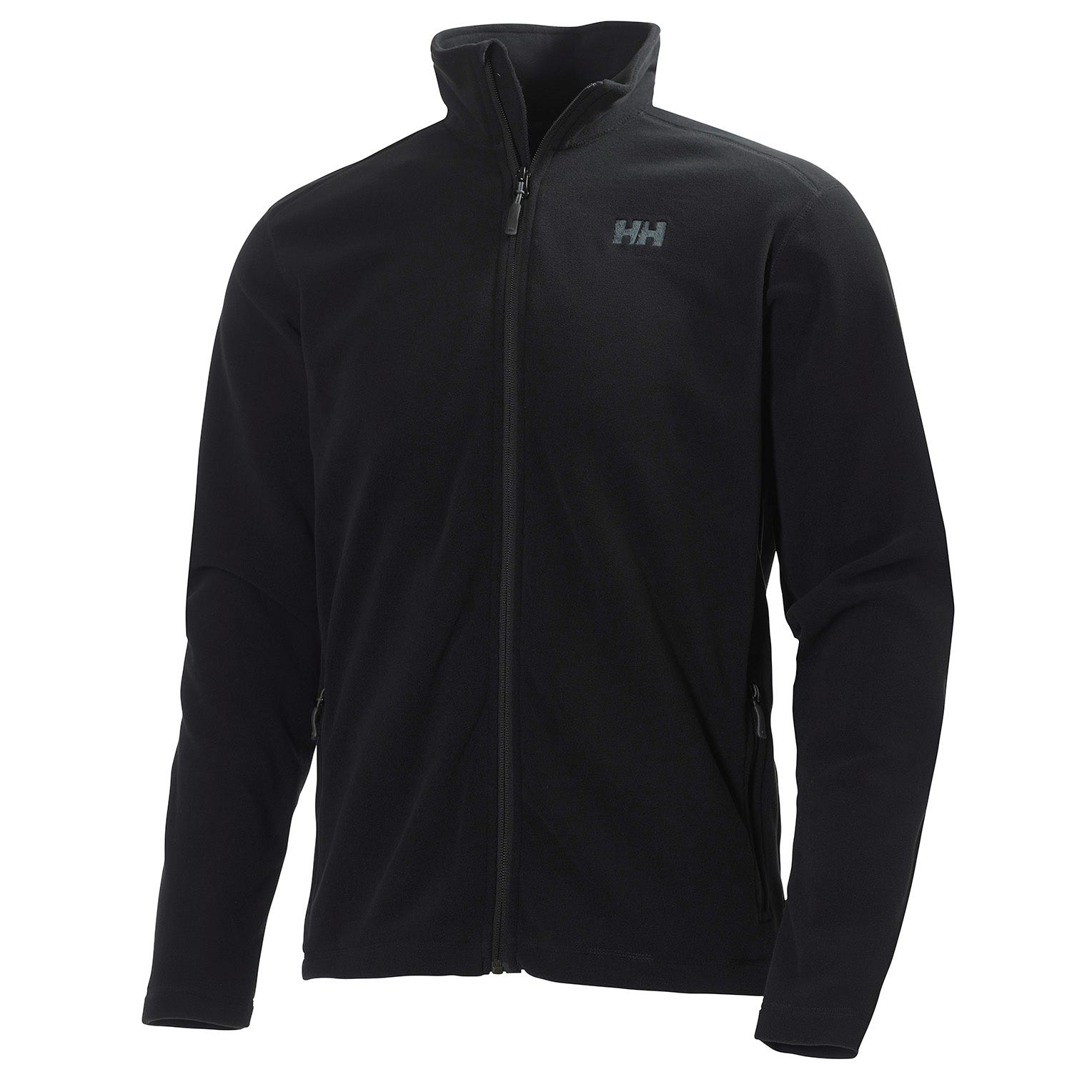 Helly Hansen Mens Daybreaker Fleece Jacket Black XXL