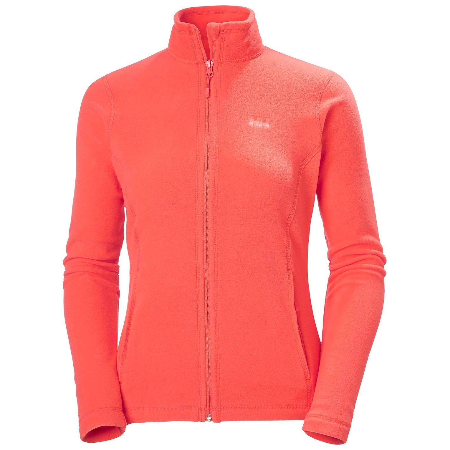 Womens Daybreaker Fleece Jacket With Zip | Uk Helly Hansen Womens XS