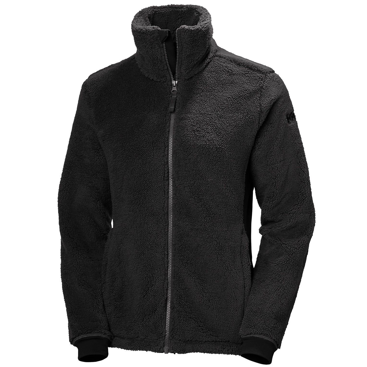 Helly Hansen Womens Precious Fleece Jacket Black XS