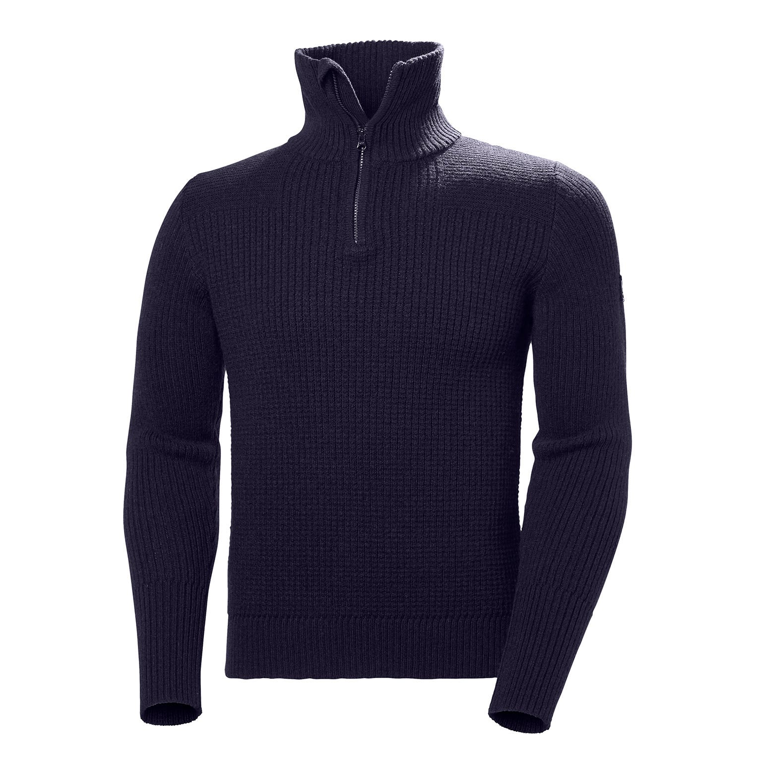 Marka Wool Sweater | Traditional Knitted Ski Gb Helly Hansen Mens Fleece Navy XXL